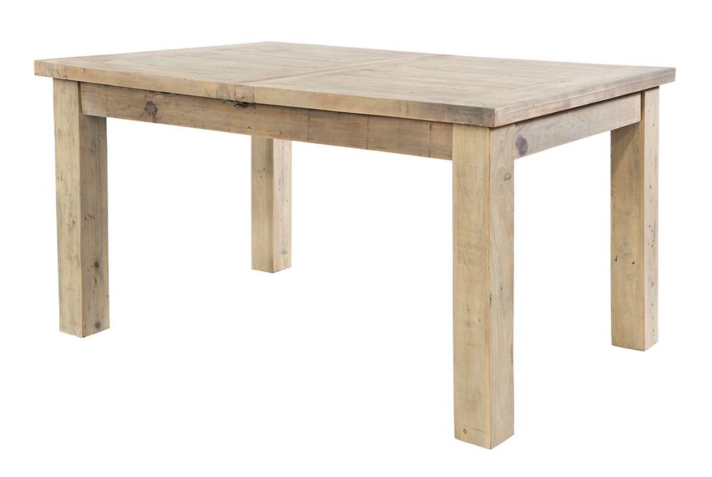 SALTASH 140 EXTENDING DINING TABLE Driftwood