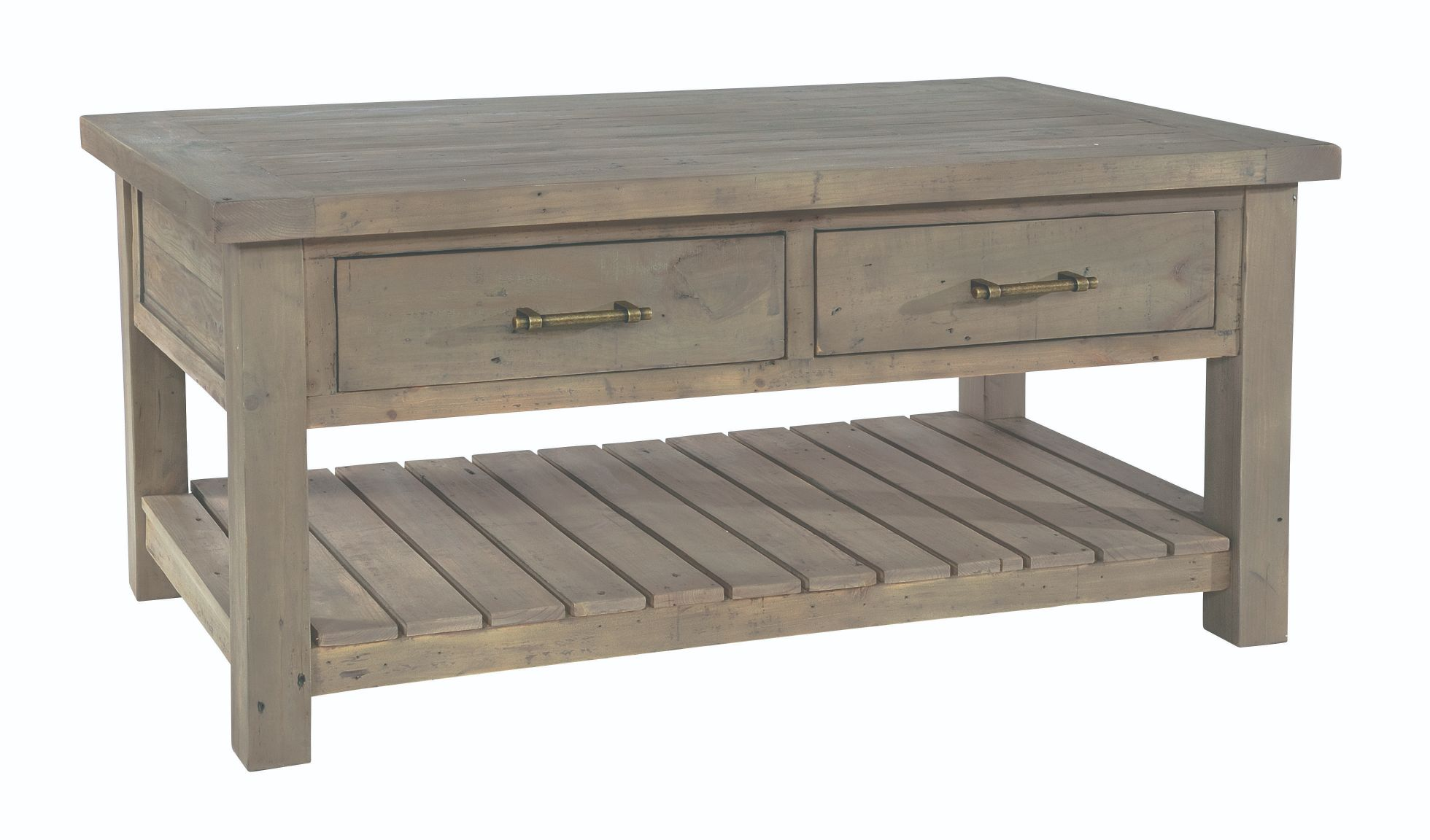 SALTASH COFFEE TABLE Driftwood