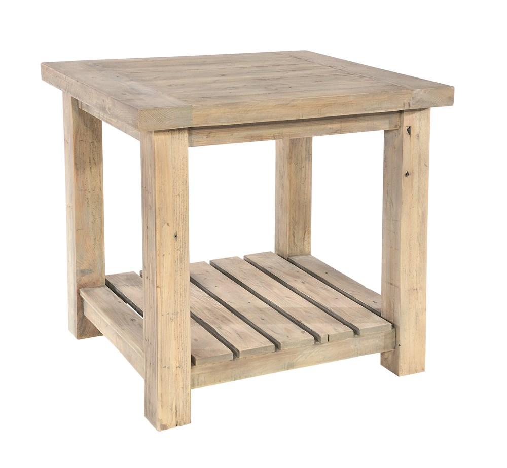 SALTASH LAMP TABLE Driftwood