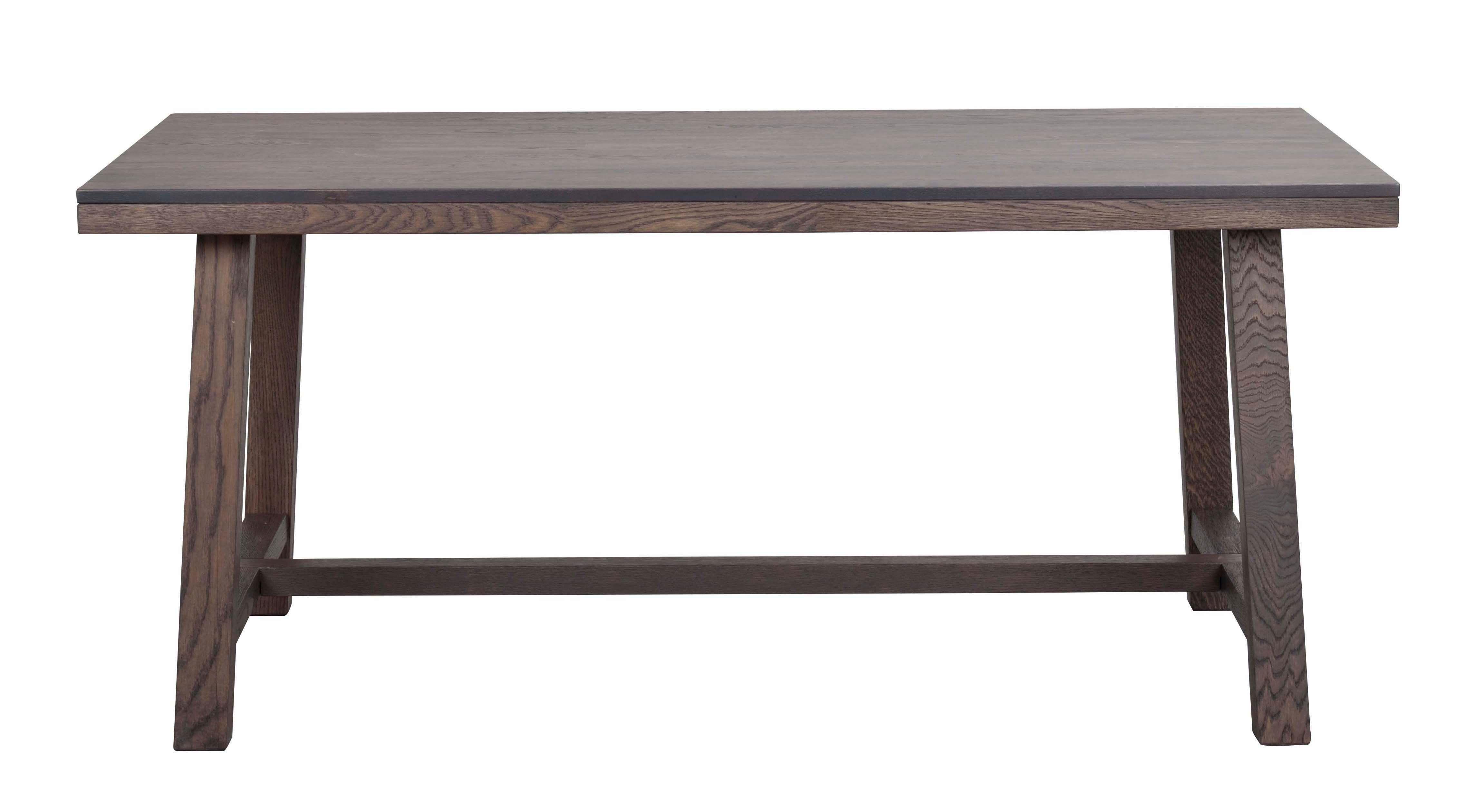 BROOKLYN 170 cm DINING TABLE Smoke