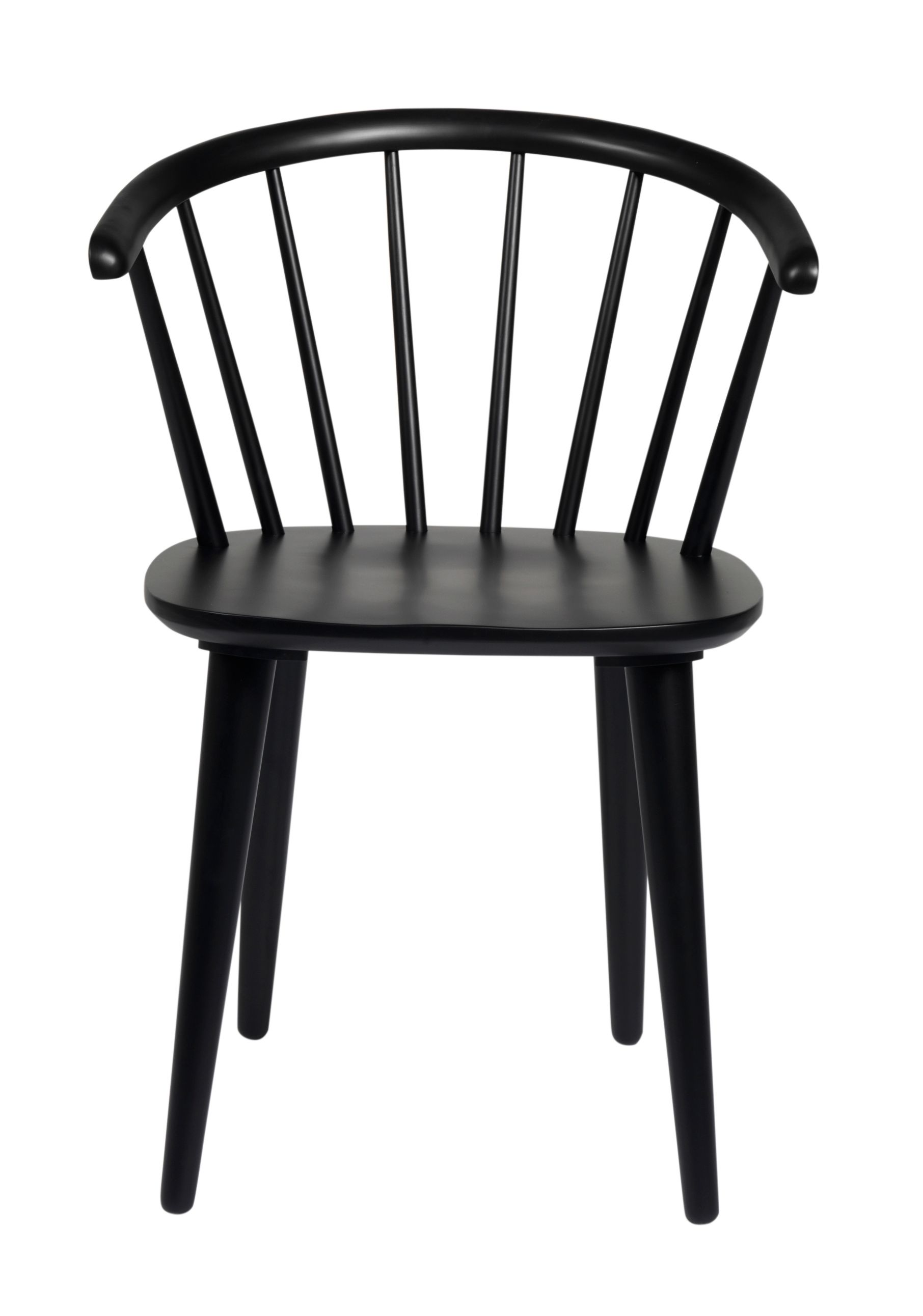 DAWSONE Carmen Black Chair