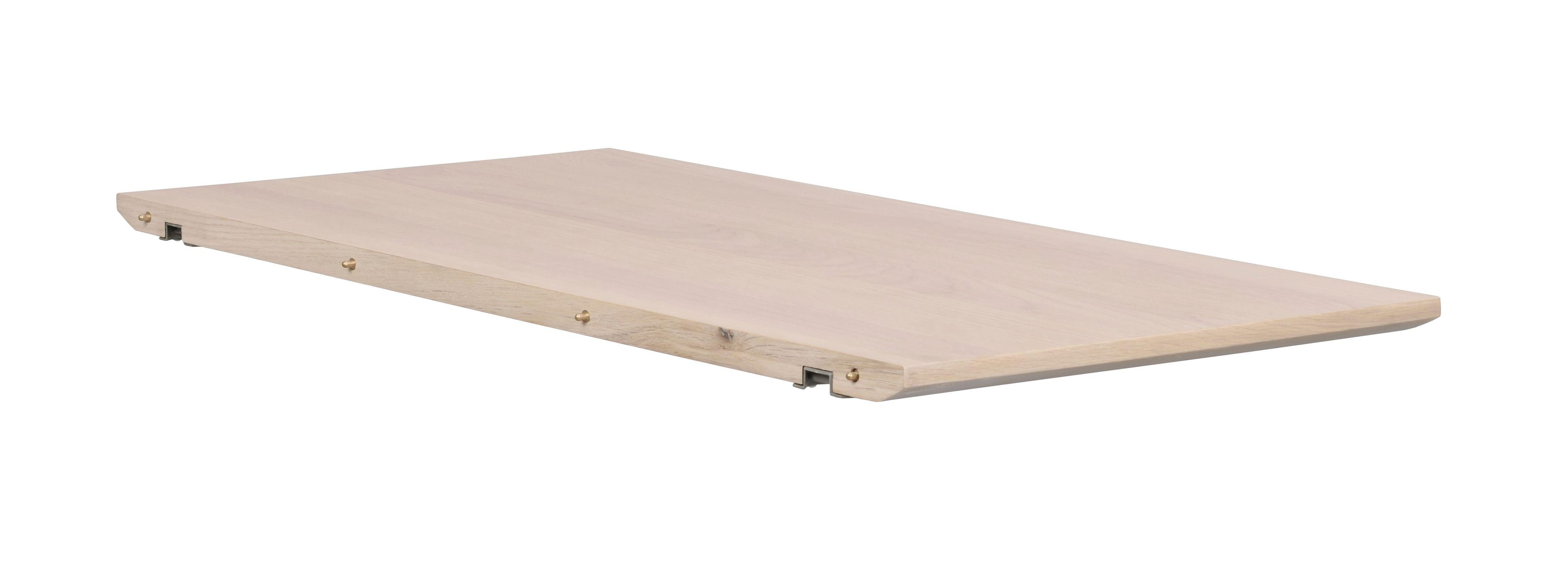 DAWSONE 160 cm Dining Table Including Extension Leaf