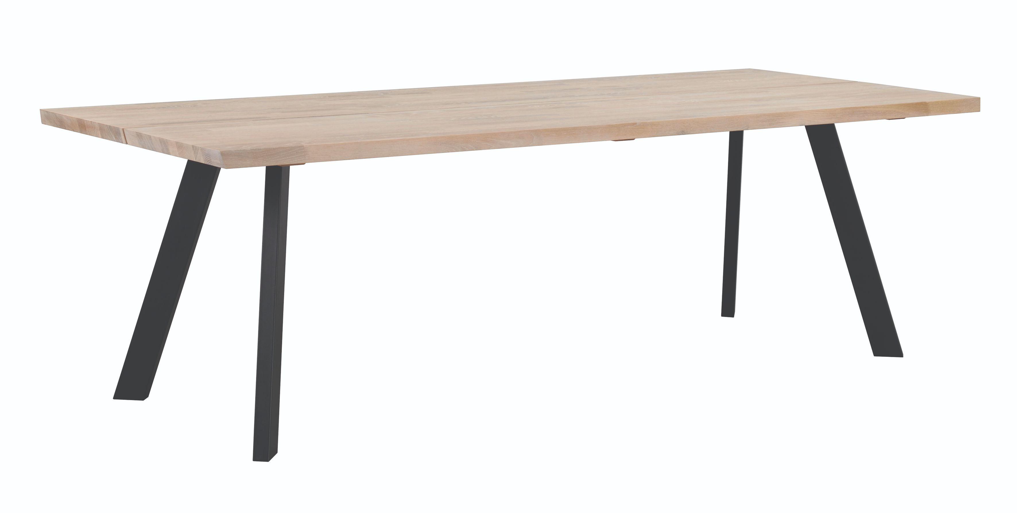 FRED LIGHT OAK 240 cm Dining Table