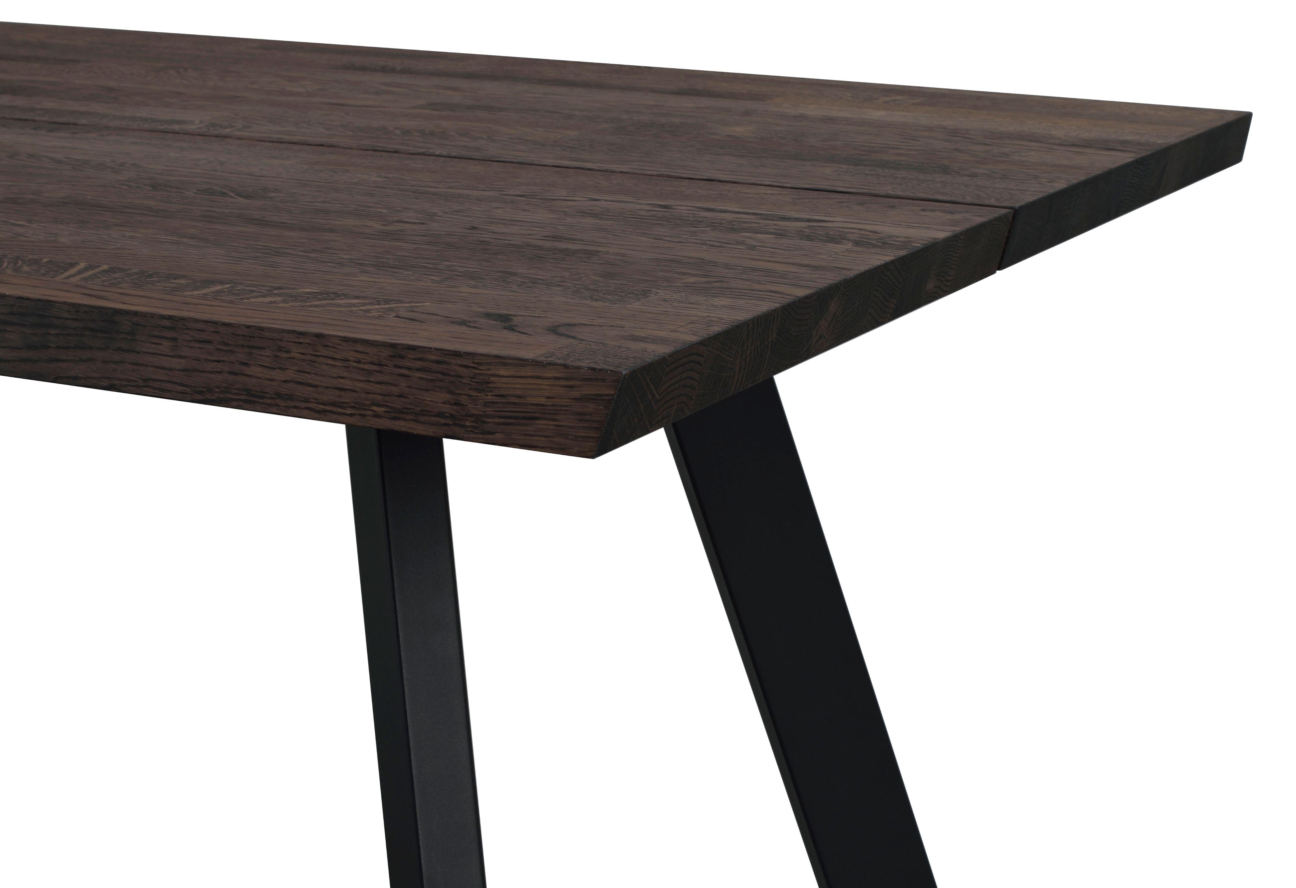 FRED DARK OAK 170 cm Dining Table