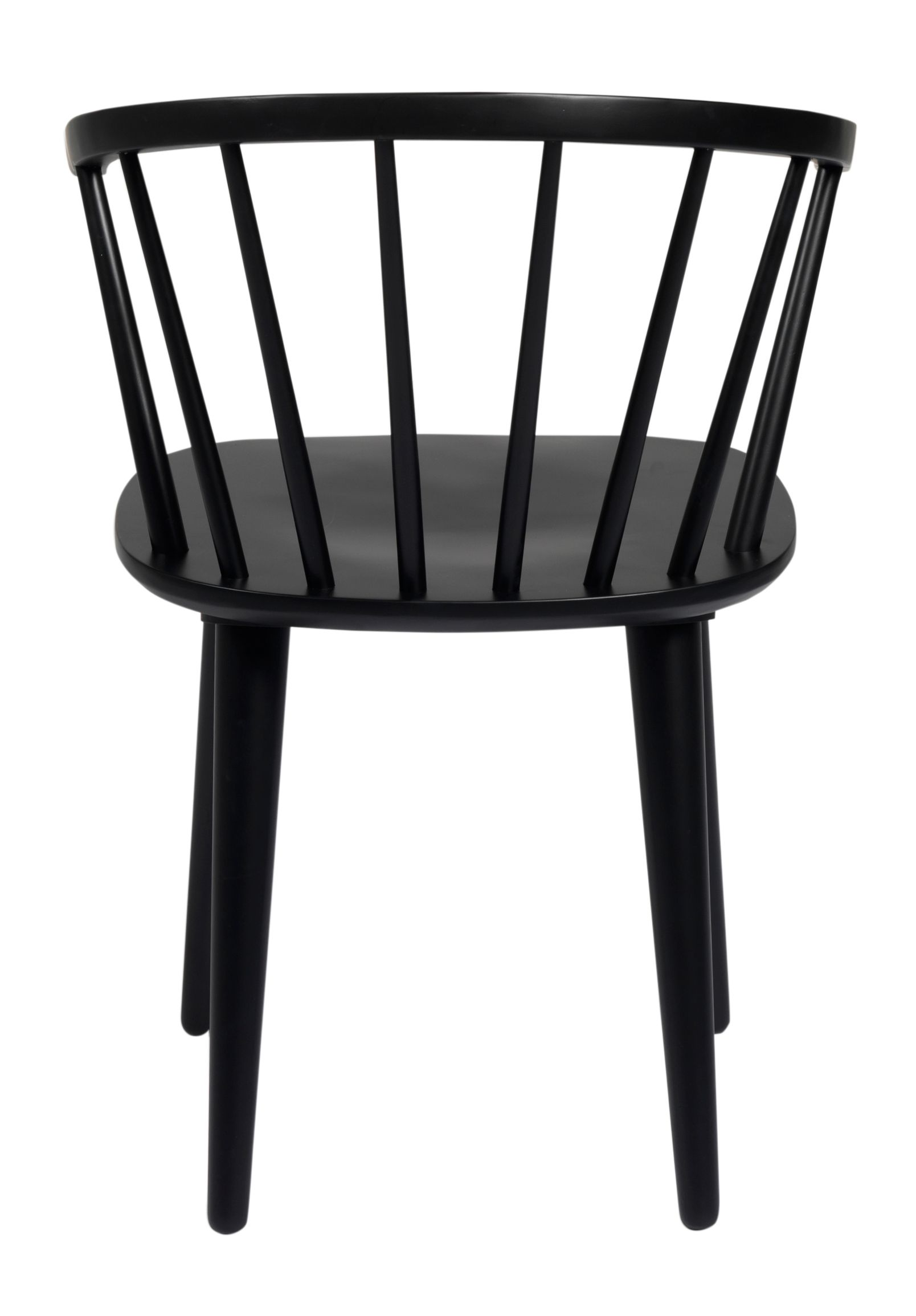 DAWSONE Carmen Black Chair