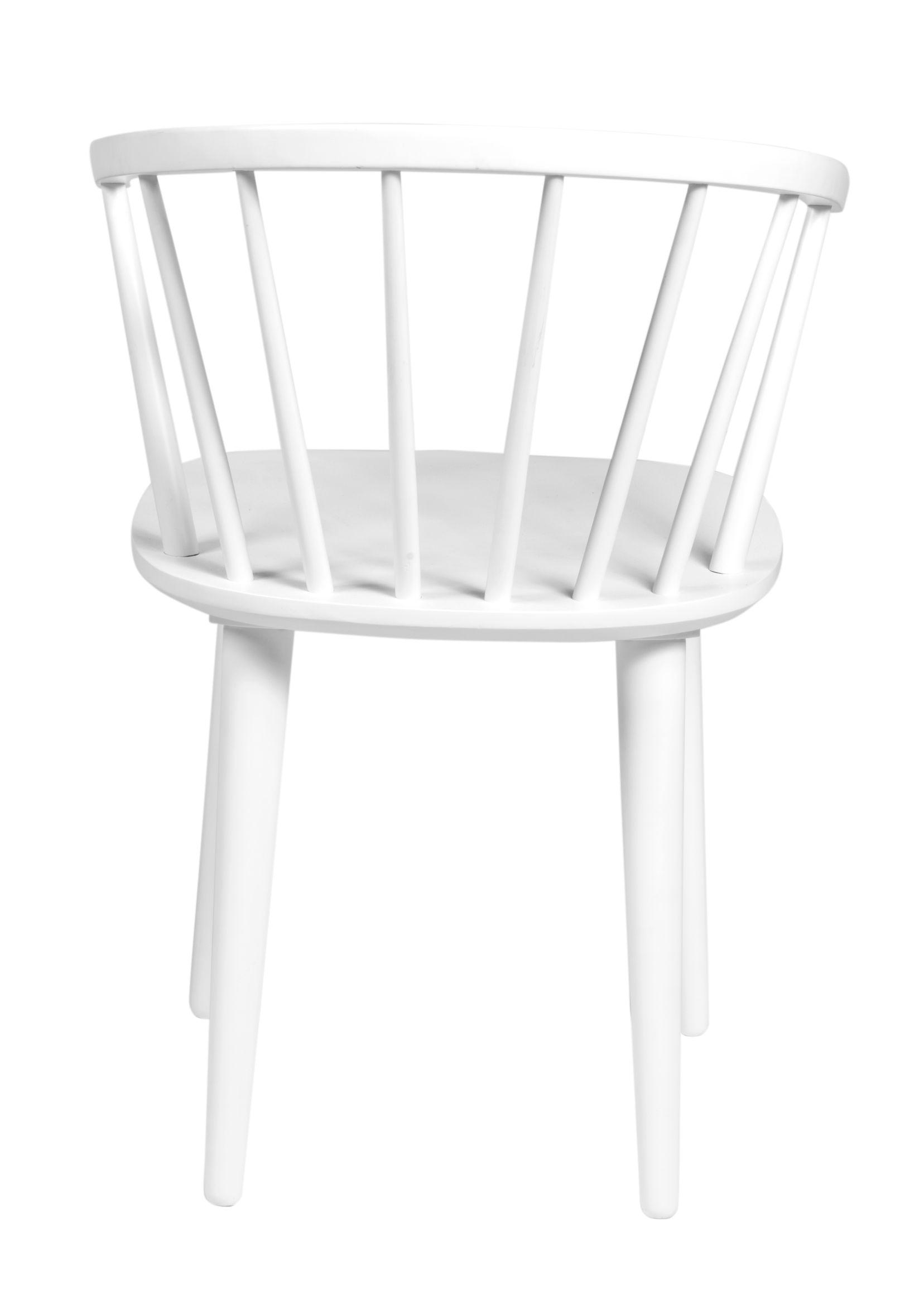 DAWSONE Carmen White Chair
