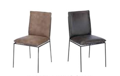 HARPER Dining Chair (Light Grey)