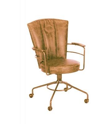 Carter Office Chair (Tan)