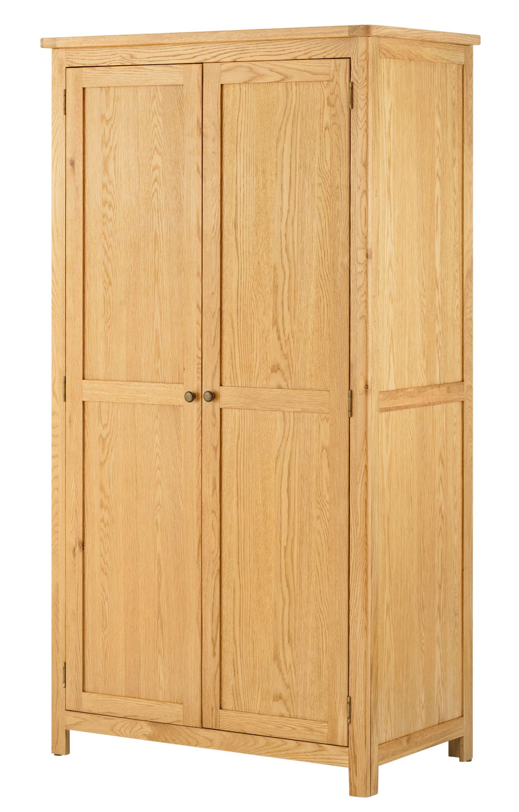 PRESTON GRAND 2 Door Ladies Wardrobe
