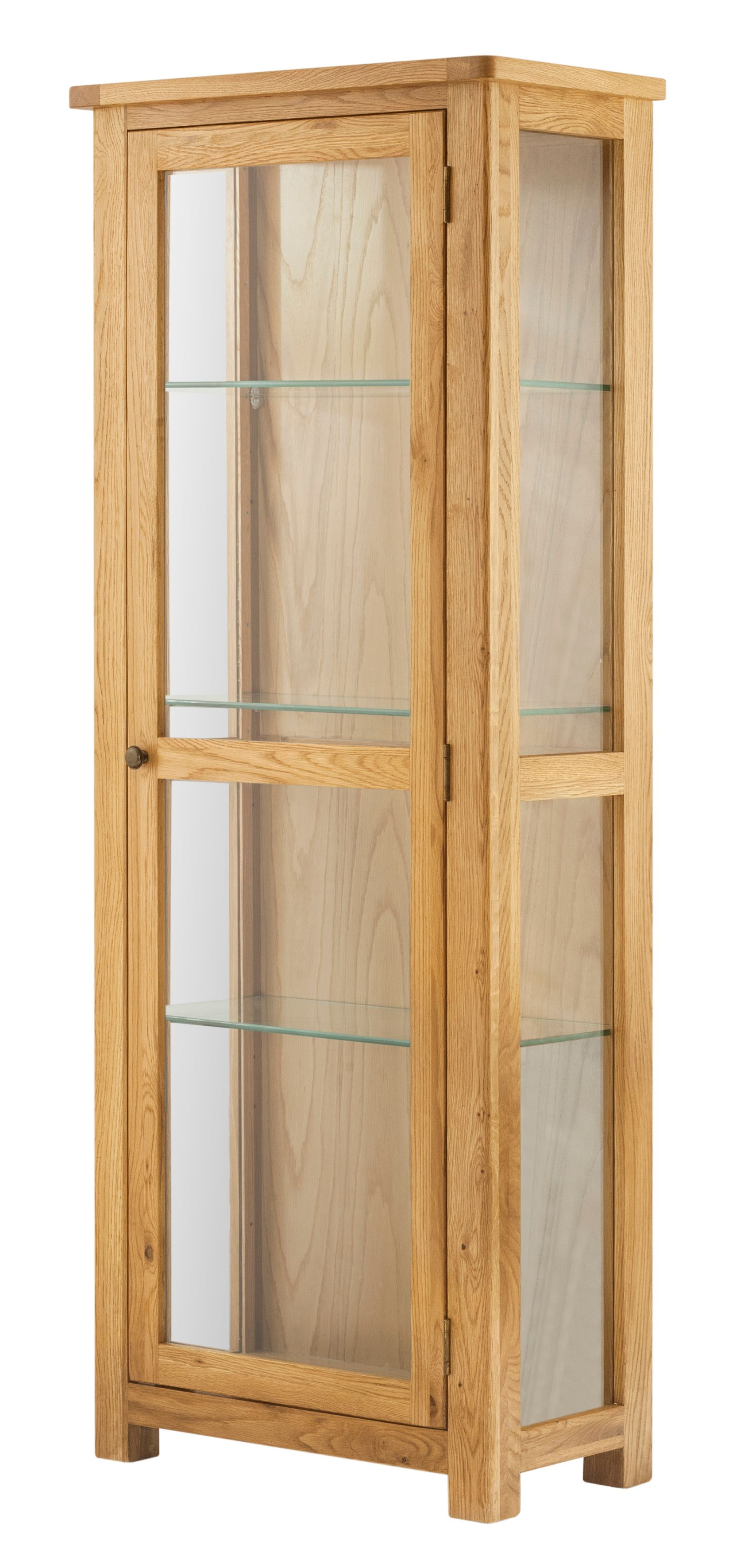 PRESTON GRAND Glazed Display Cabinet