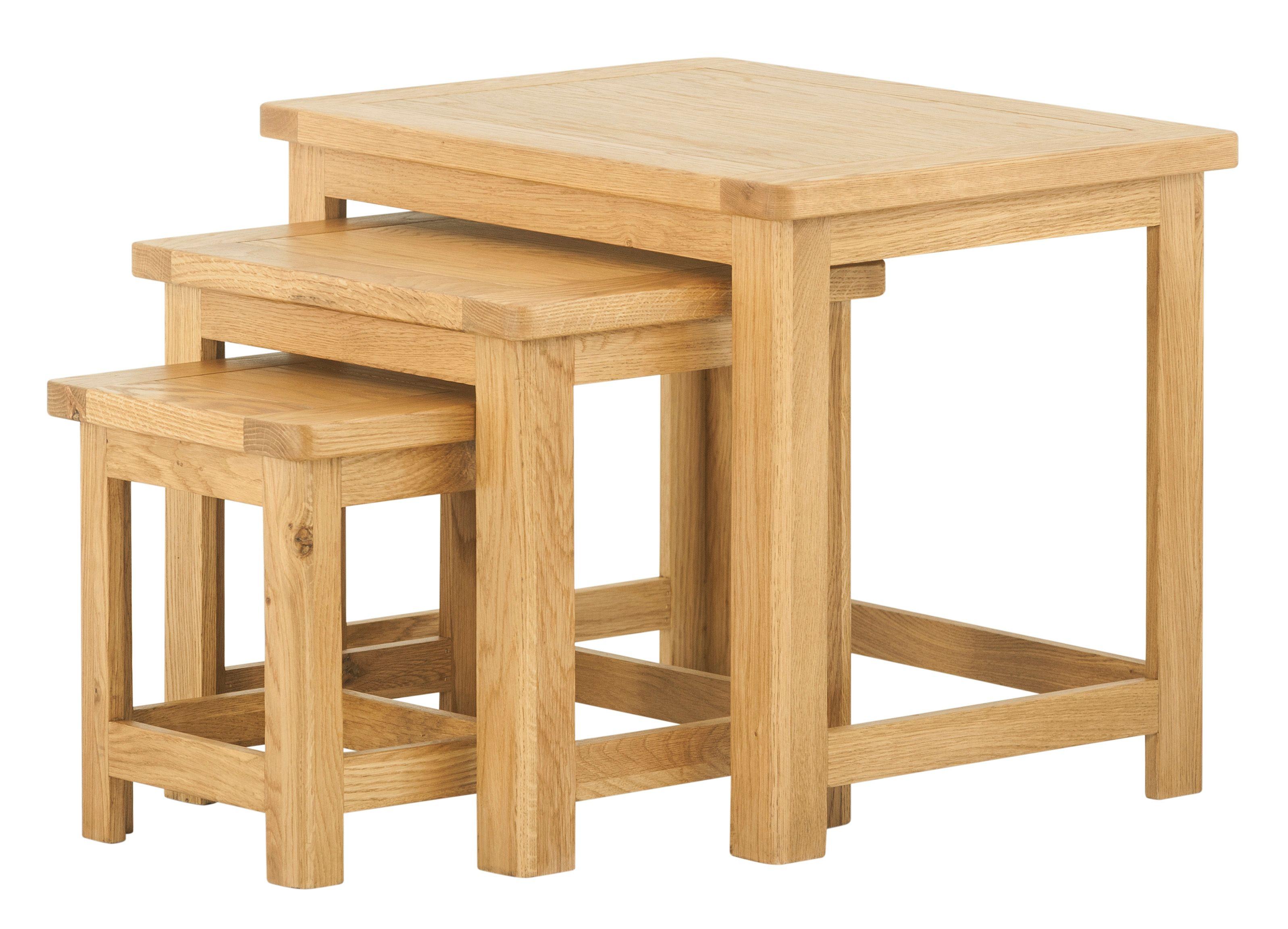 PRESTON GRAND Nest of Tables