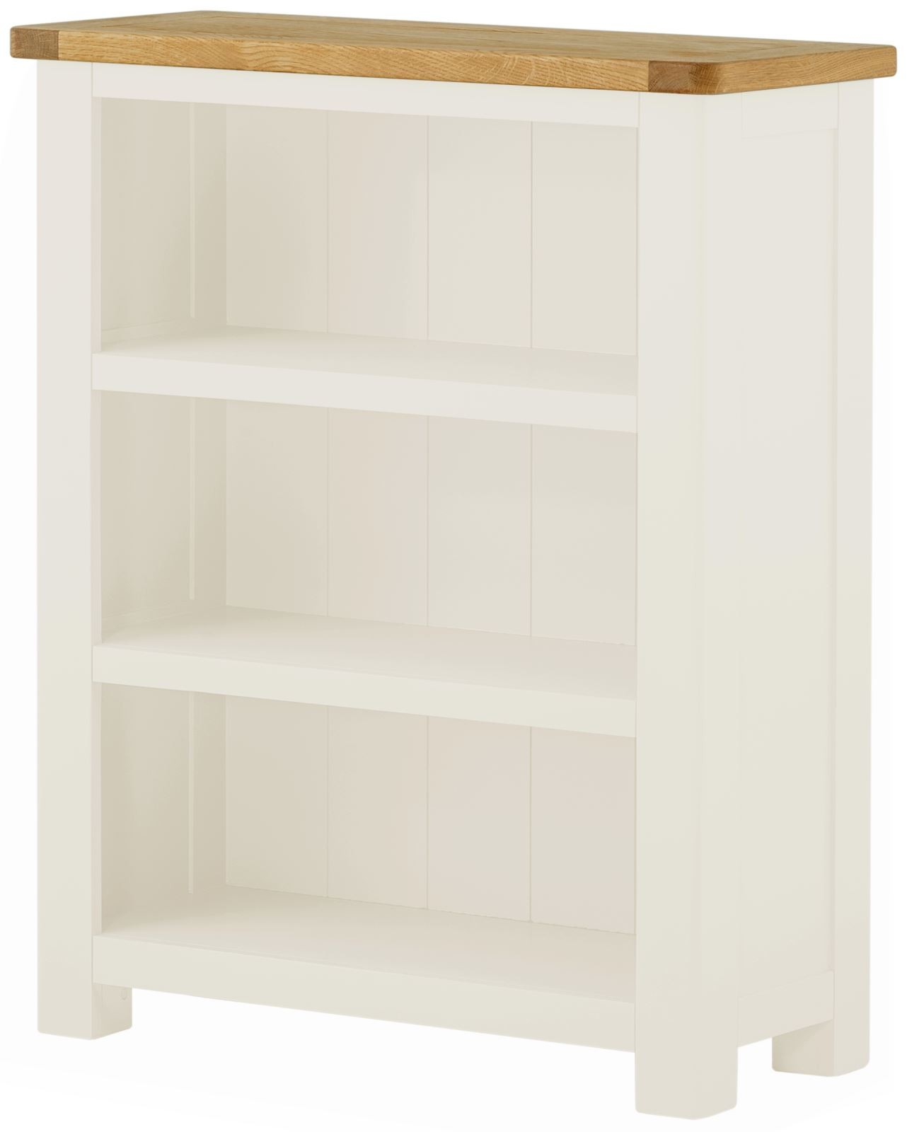PRESTON Small Bookcase