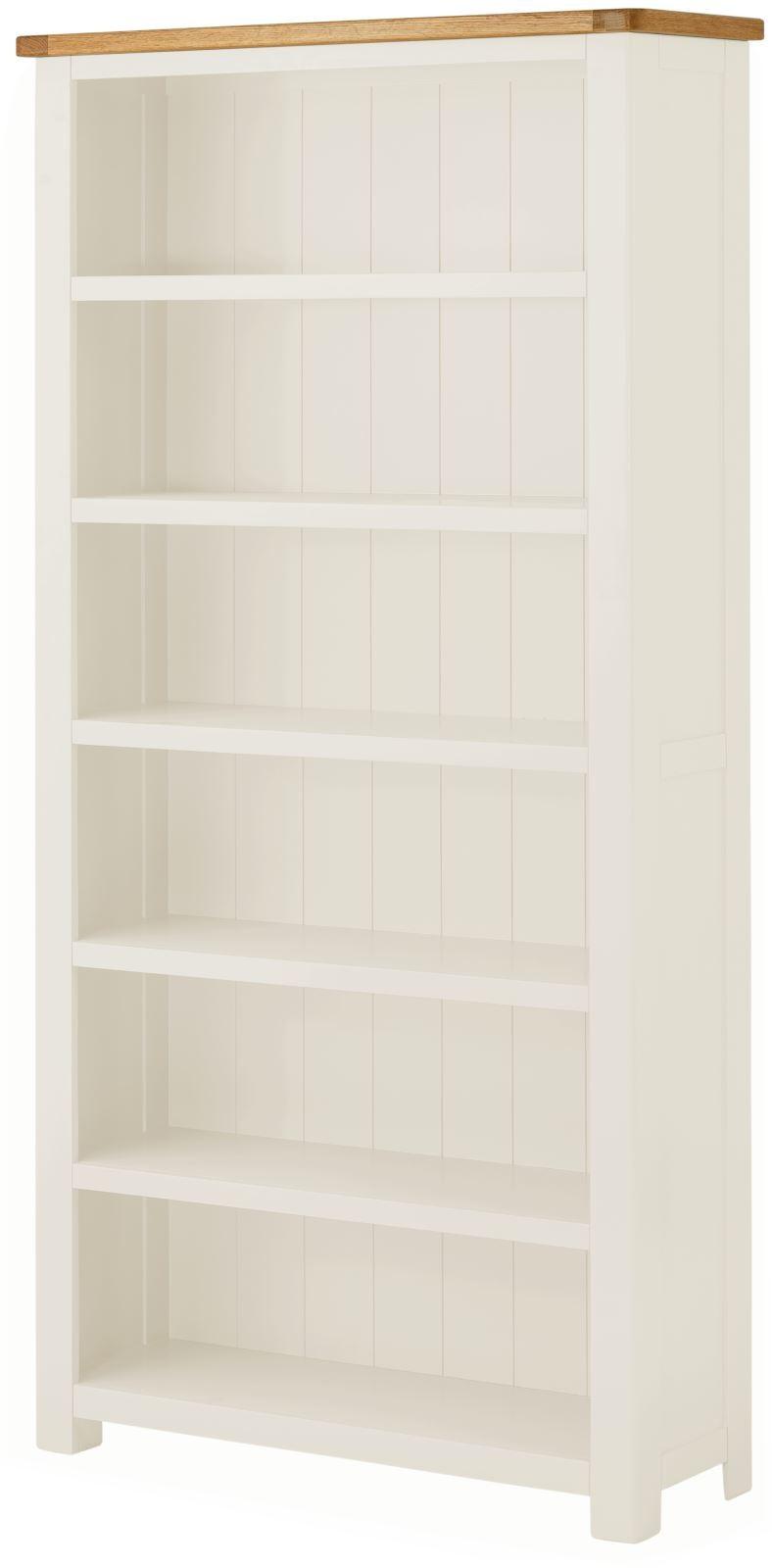 PRESTON Large Bookcase