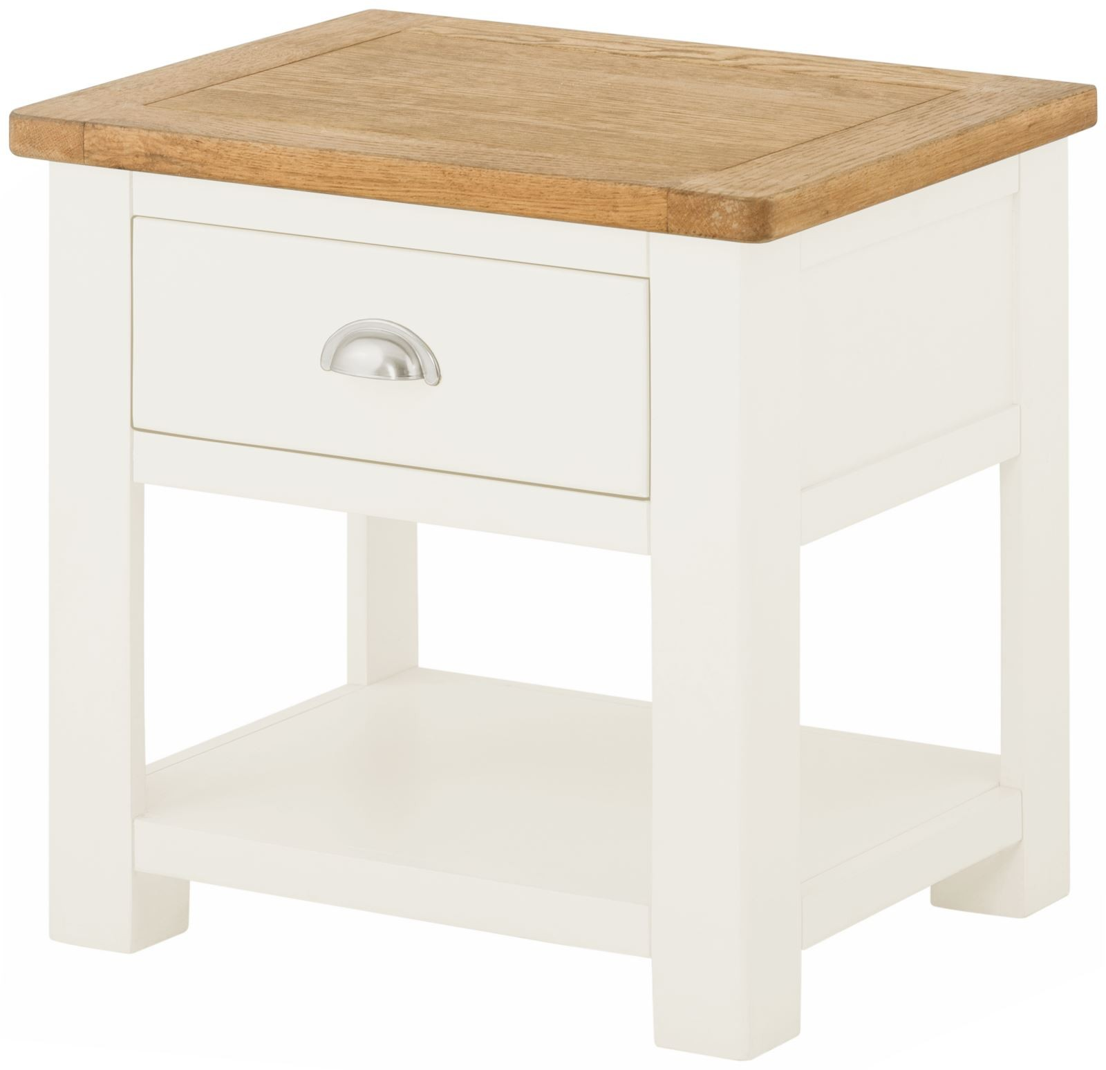 PRESTON Lamp Table with Drawer