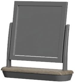 PABLO Dressing Table Mirror
