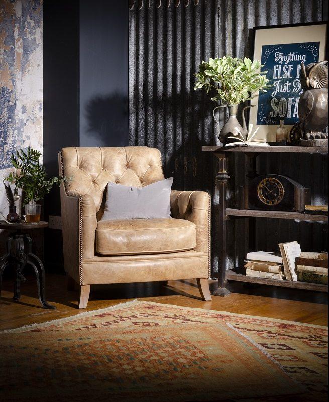 Lavasa Classic Chair