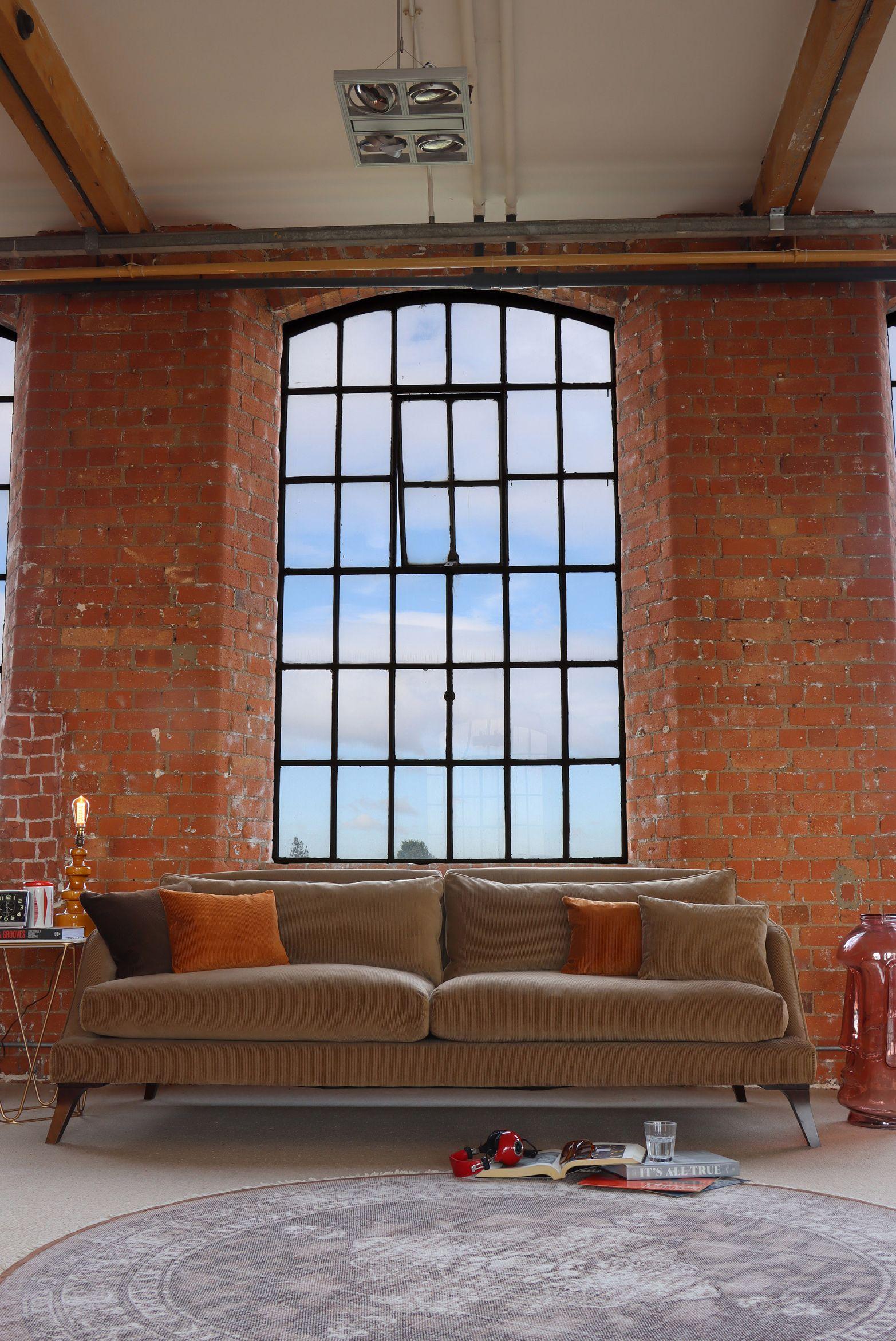 TETRAD - Carnaby Grand Sofa