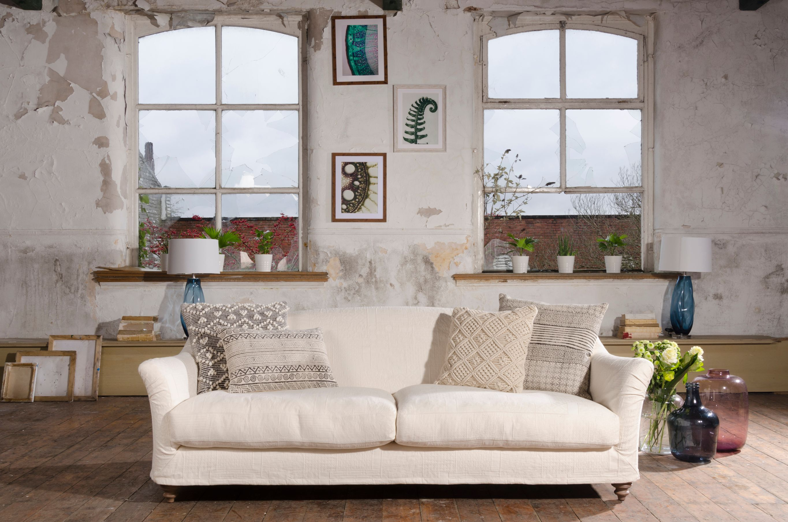 TETRAD - Kandinsky Grand Sofa
