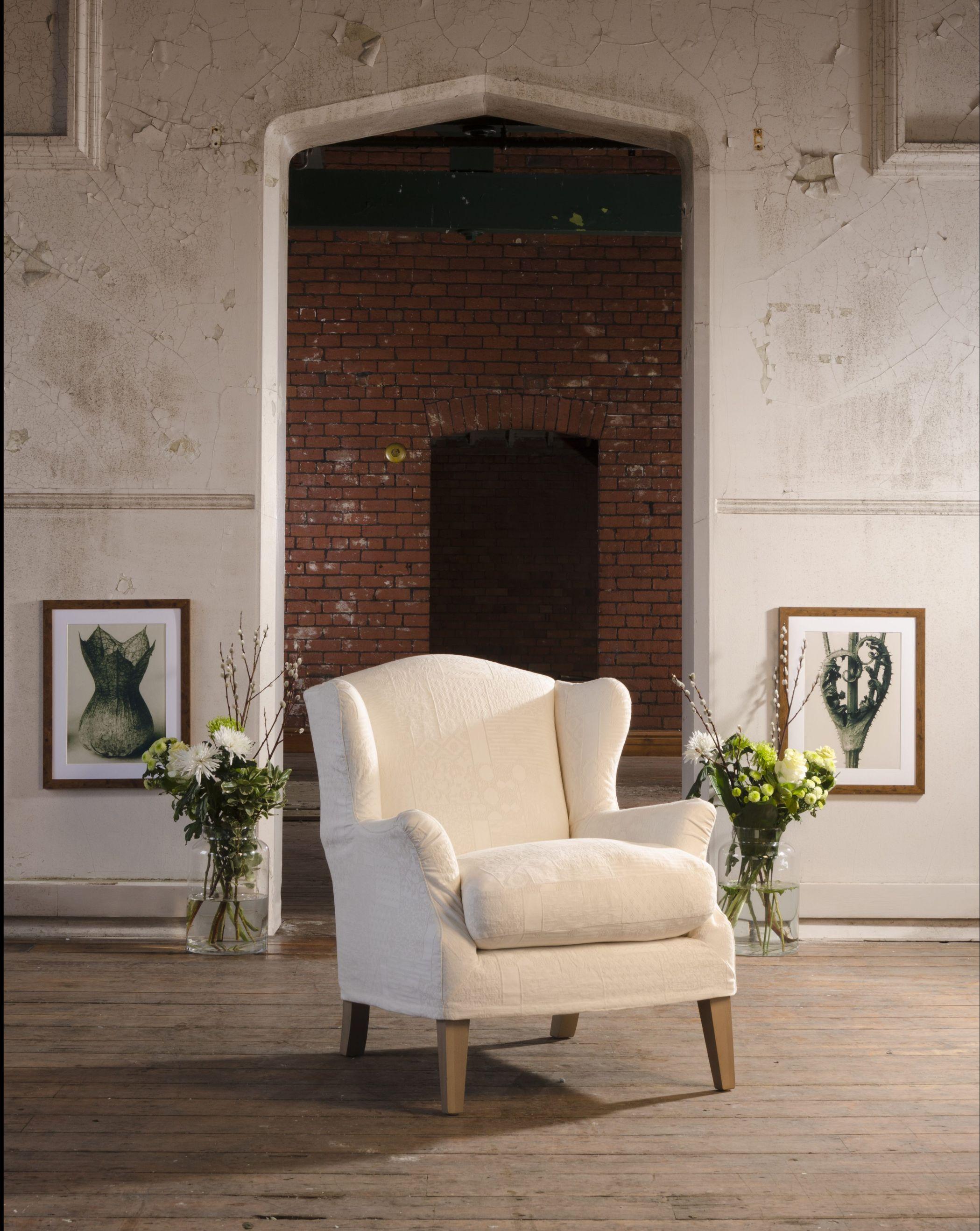 TETRAD - Kandinsky Wing Chair