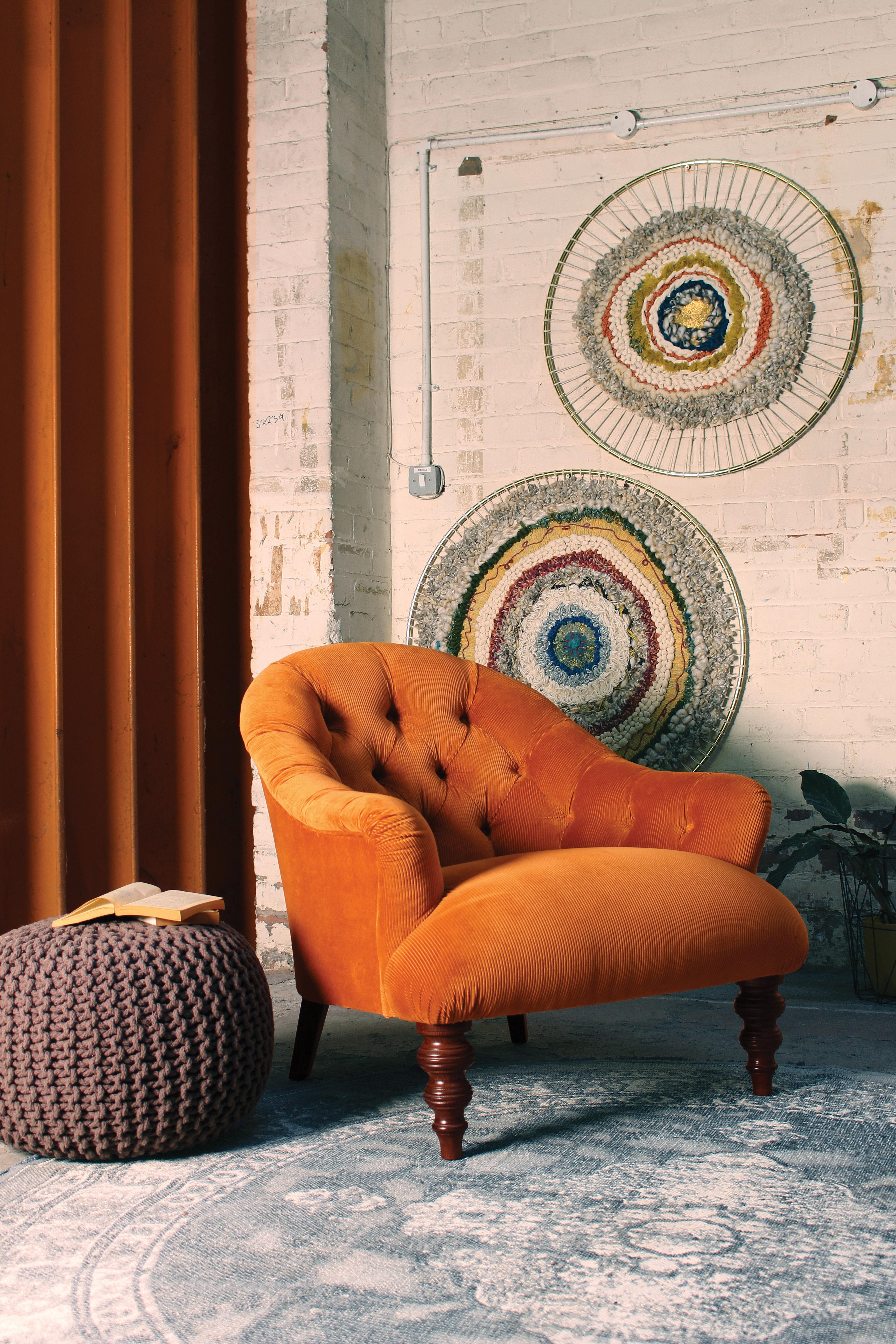 TETRAD HERITAGE - Aberlour Chair