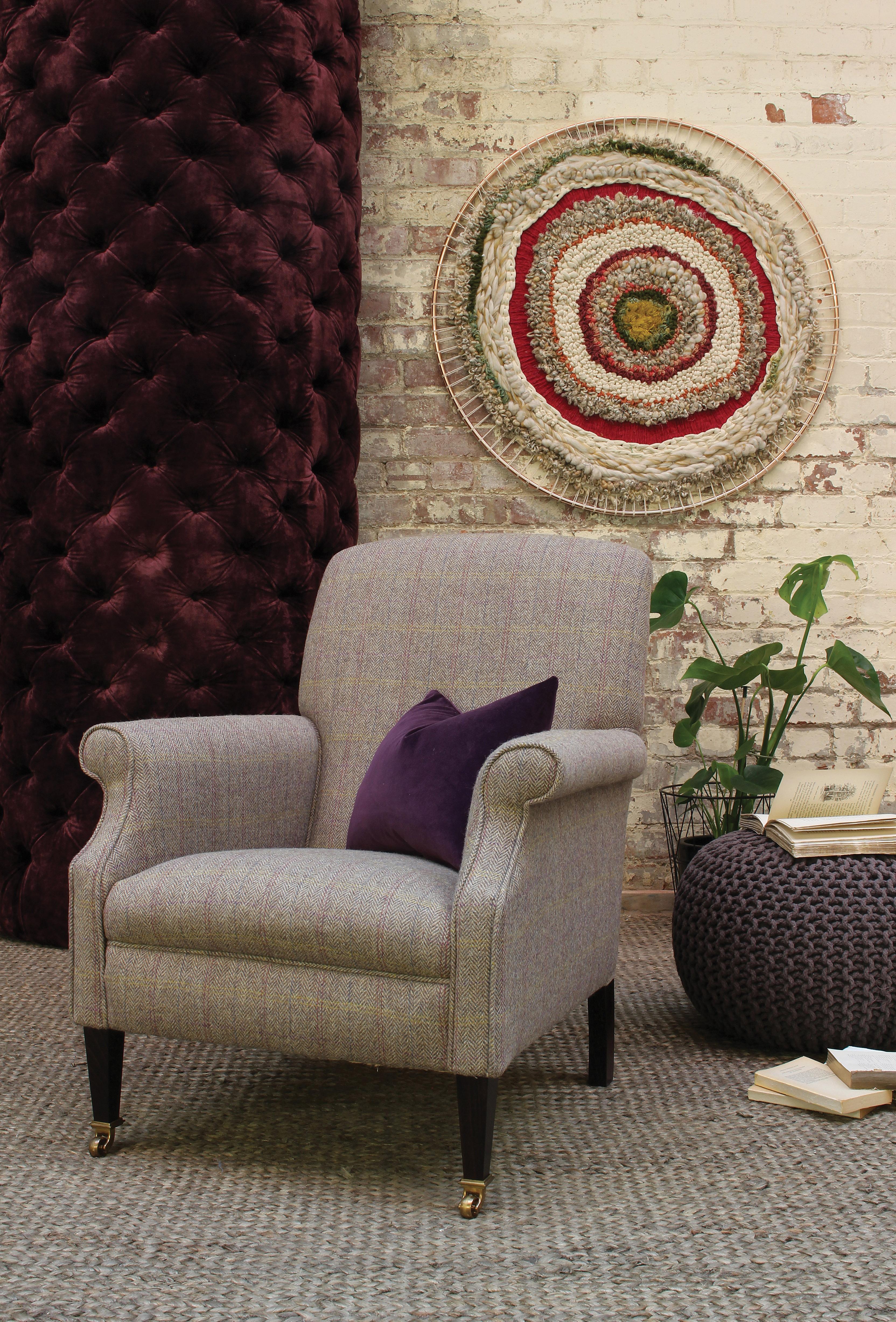 TETRAD - Bowmore Chair