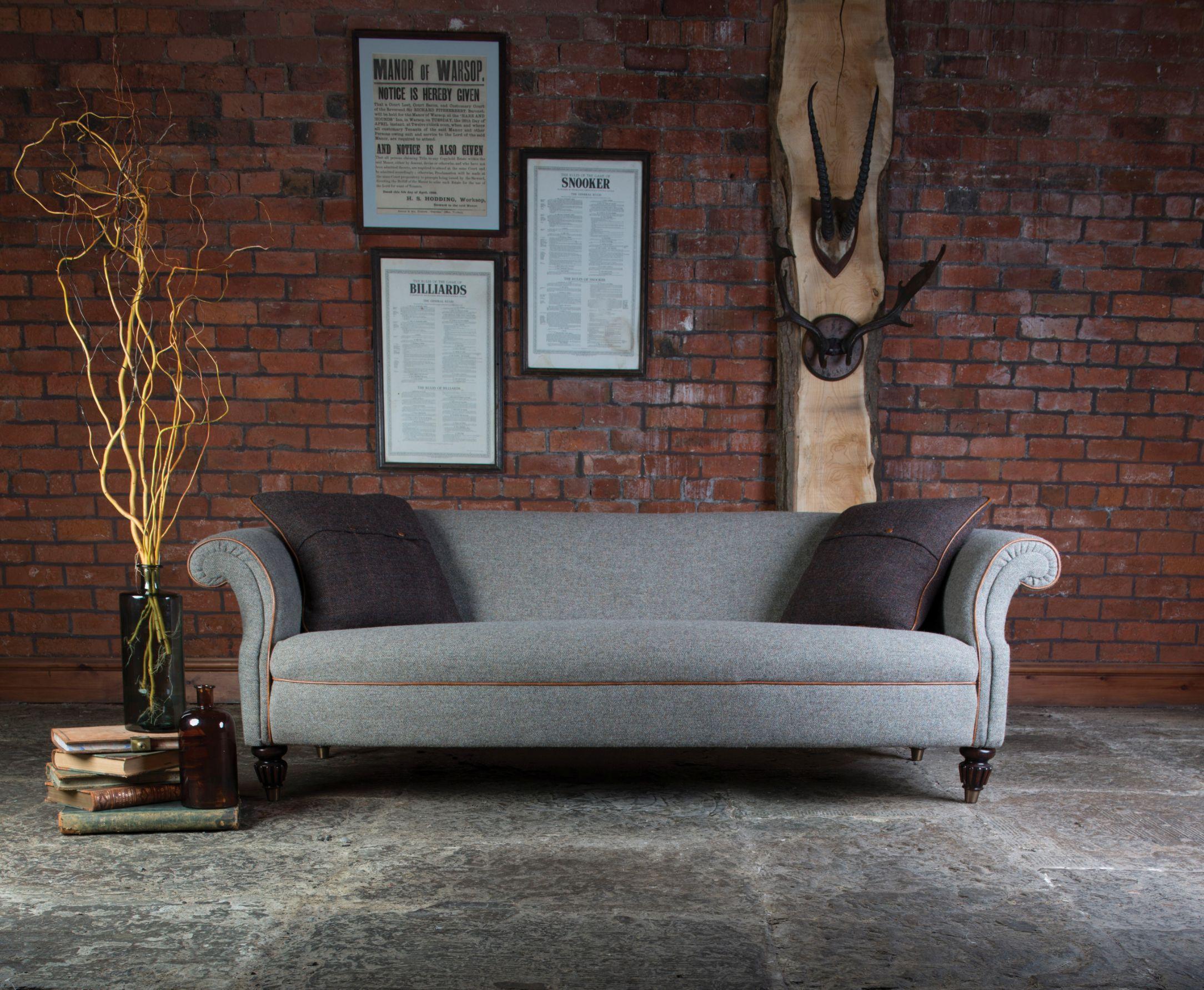 TETRAD - Bowmore Grand Sofa