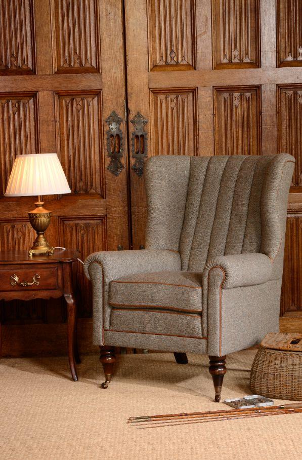 TETRAD - Dunmore Chair