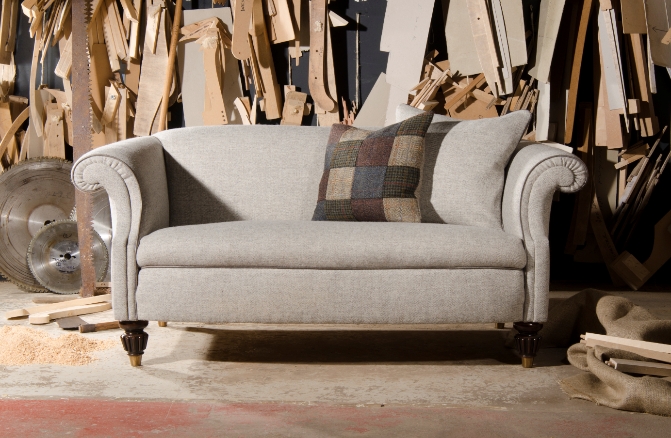 TETRAD  - Bowmore Midi Sofa
