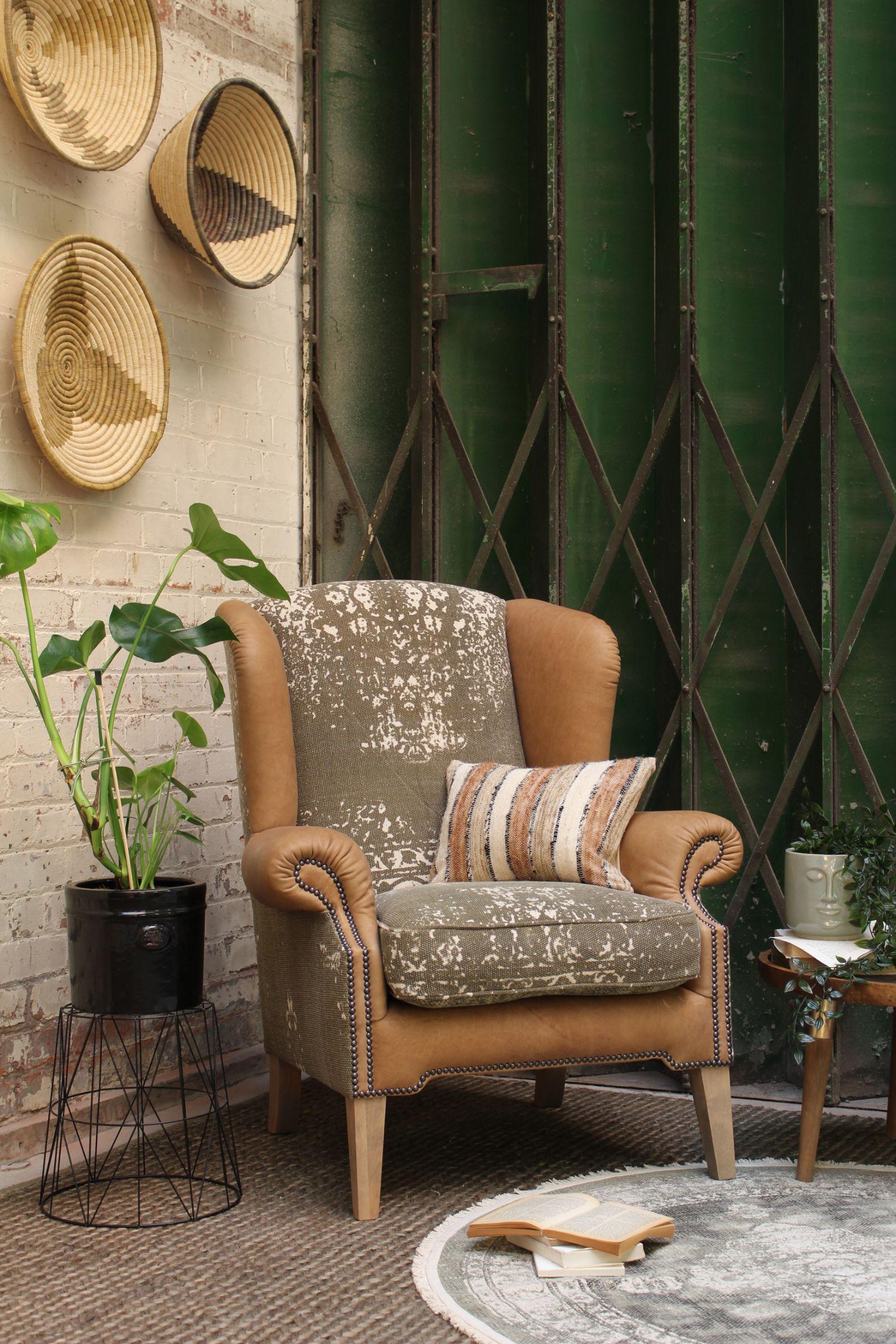 TETRAD HERITAGE - Montana Wing Chair