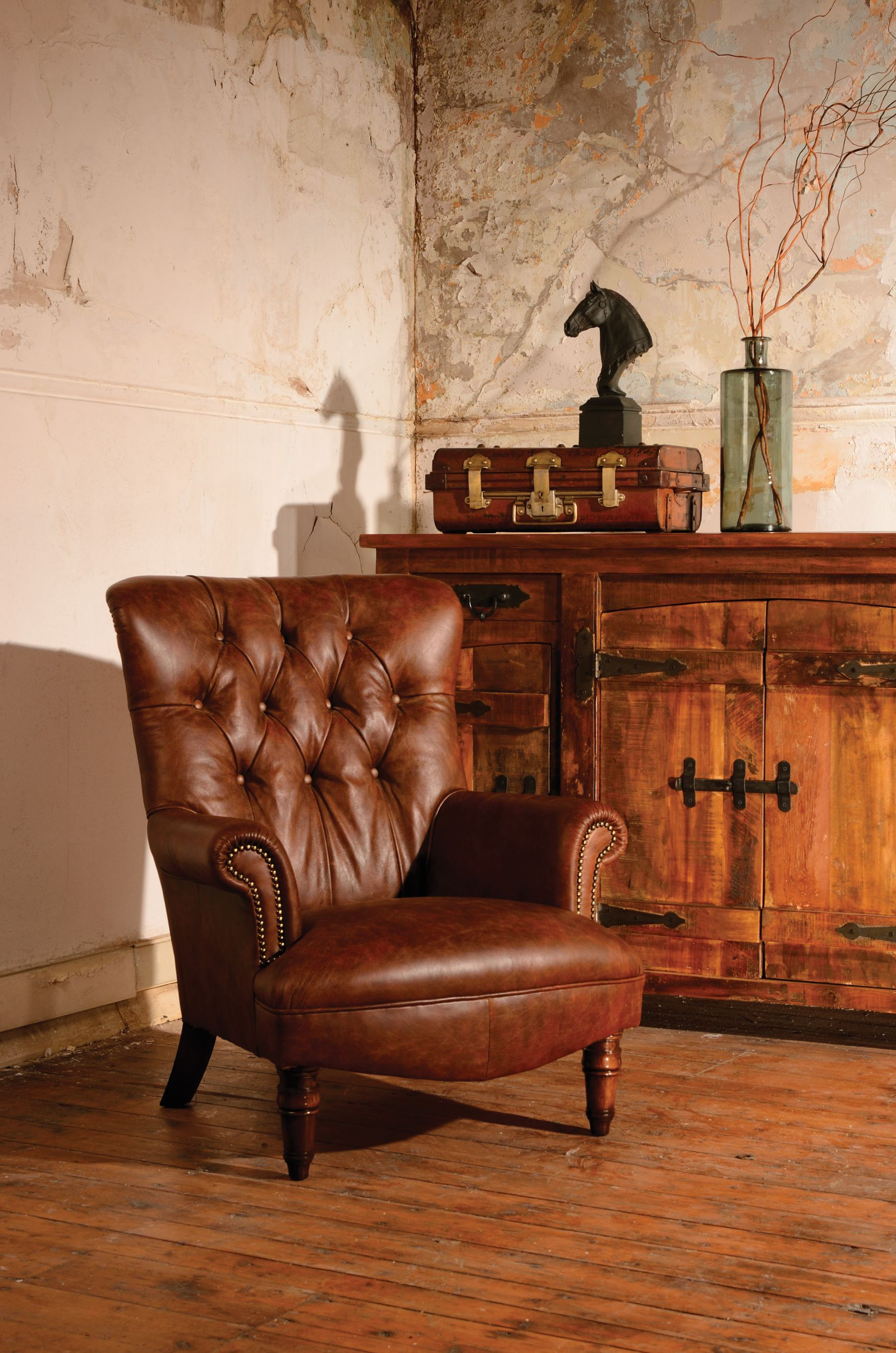 TETRAD HERITAGE - Calvay Chair