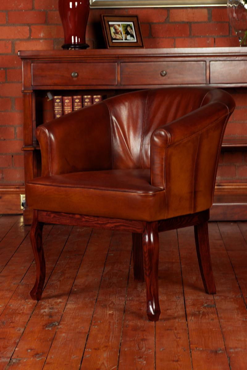 TETRAD HERITAGE - Cabriole Plain Chair