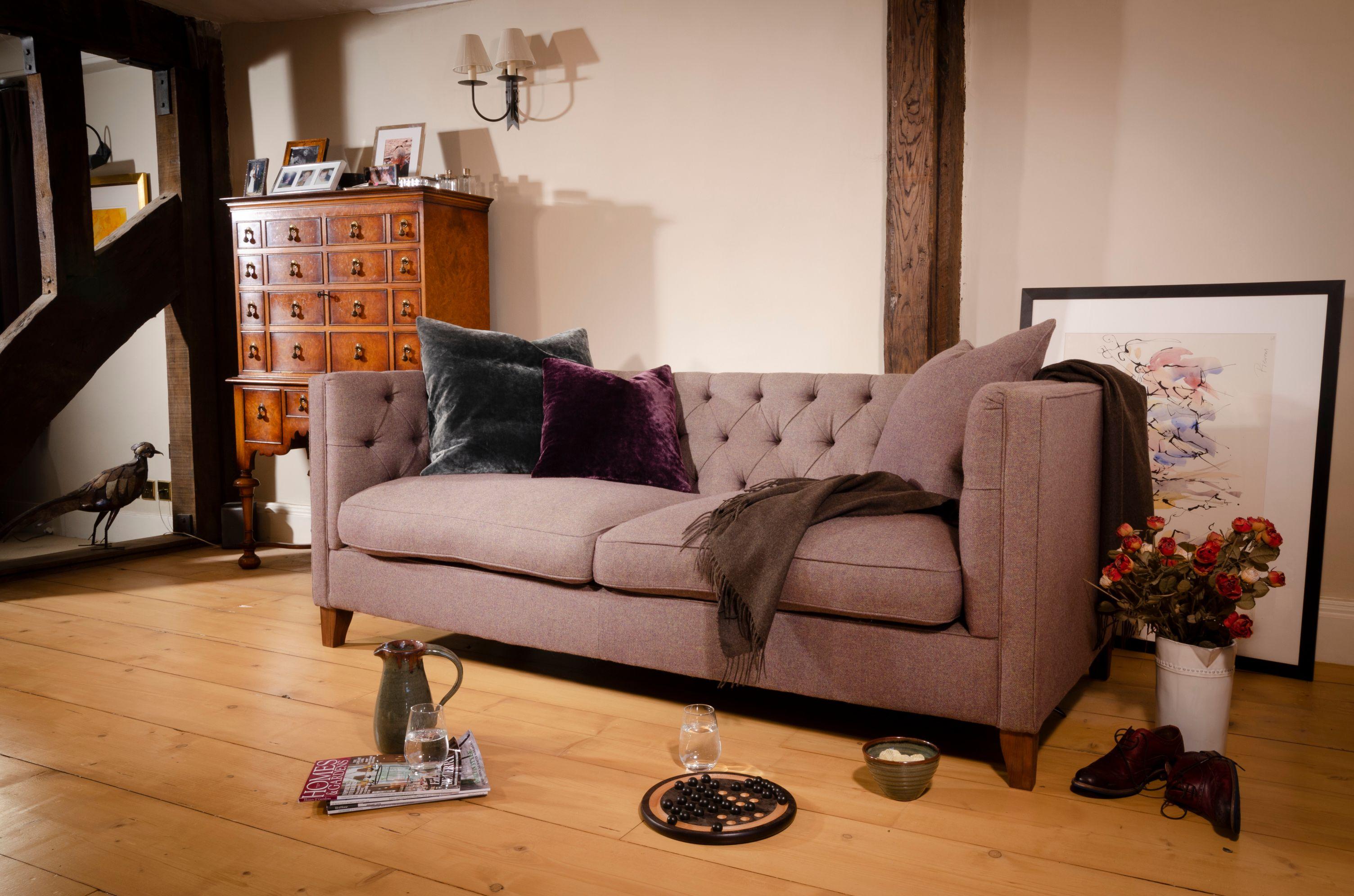 TETRAD HERITAGE - Battersea Extra Large Sofa