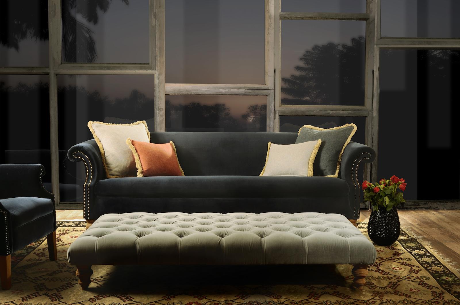 TETRAD HERITAGE - Brampton Grand Sofa