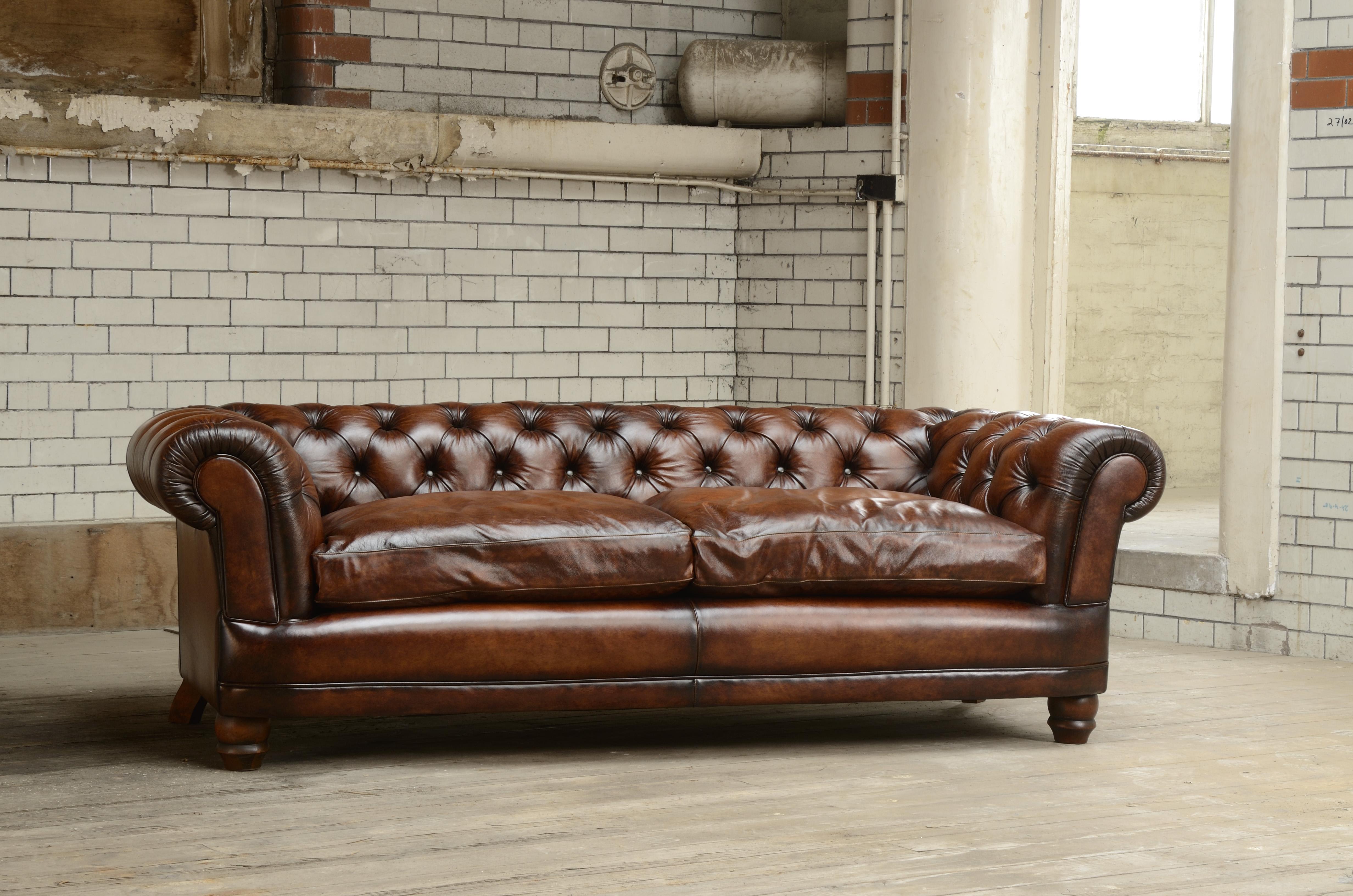 TETRAD HERITAGE - Chatsworth Large Sofa