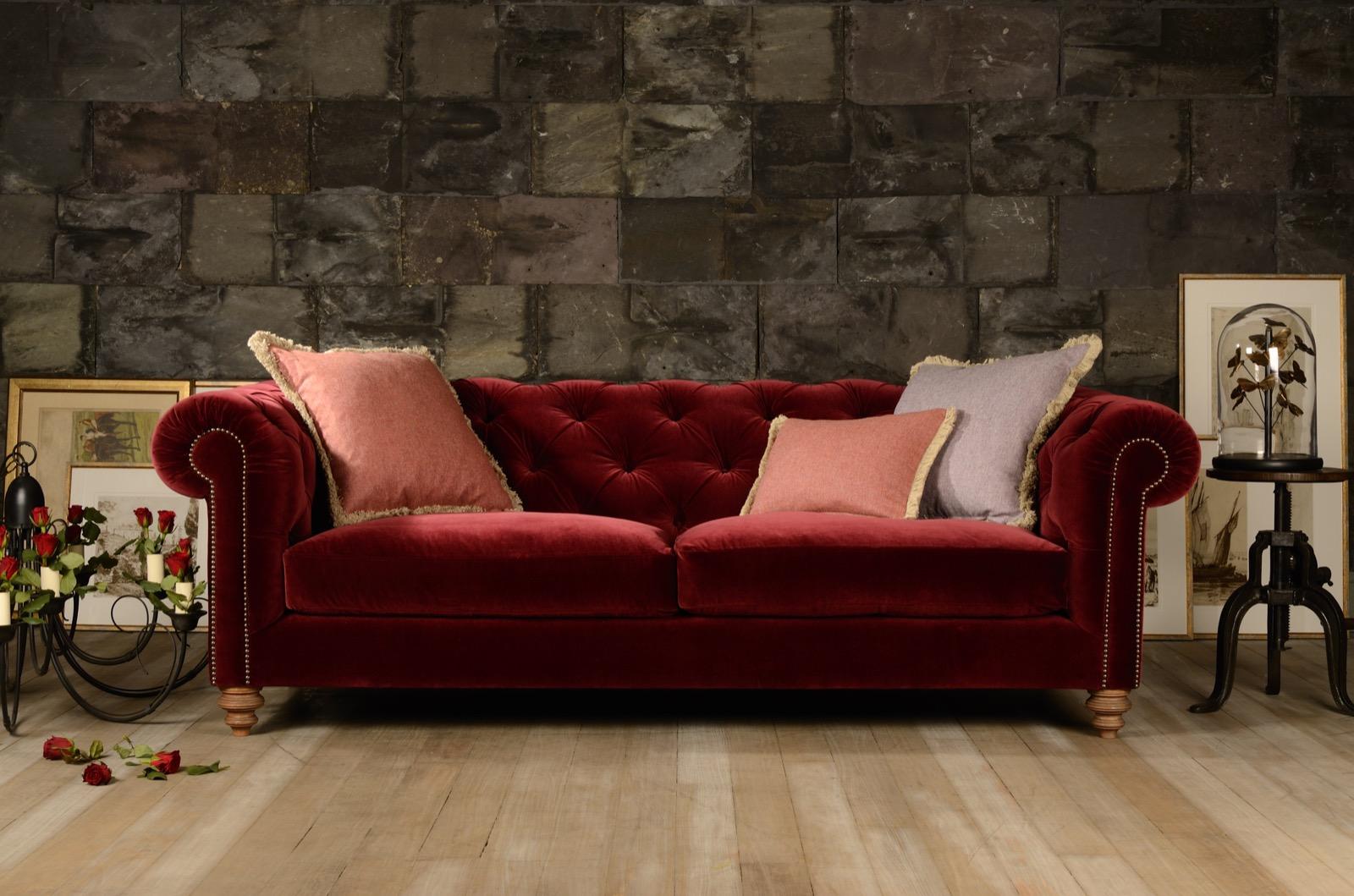 TETRAD HERITAGE - Coniston Petit Sofa