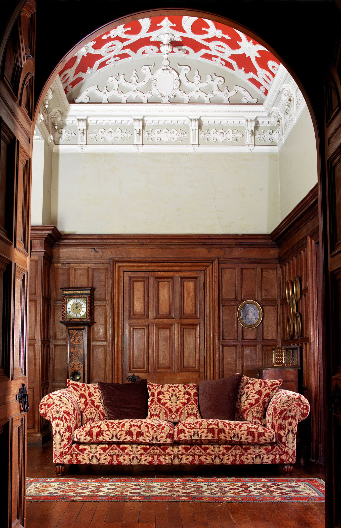 TETRAD HERITAGE - Elgar Grand Sofa