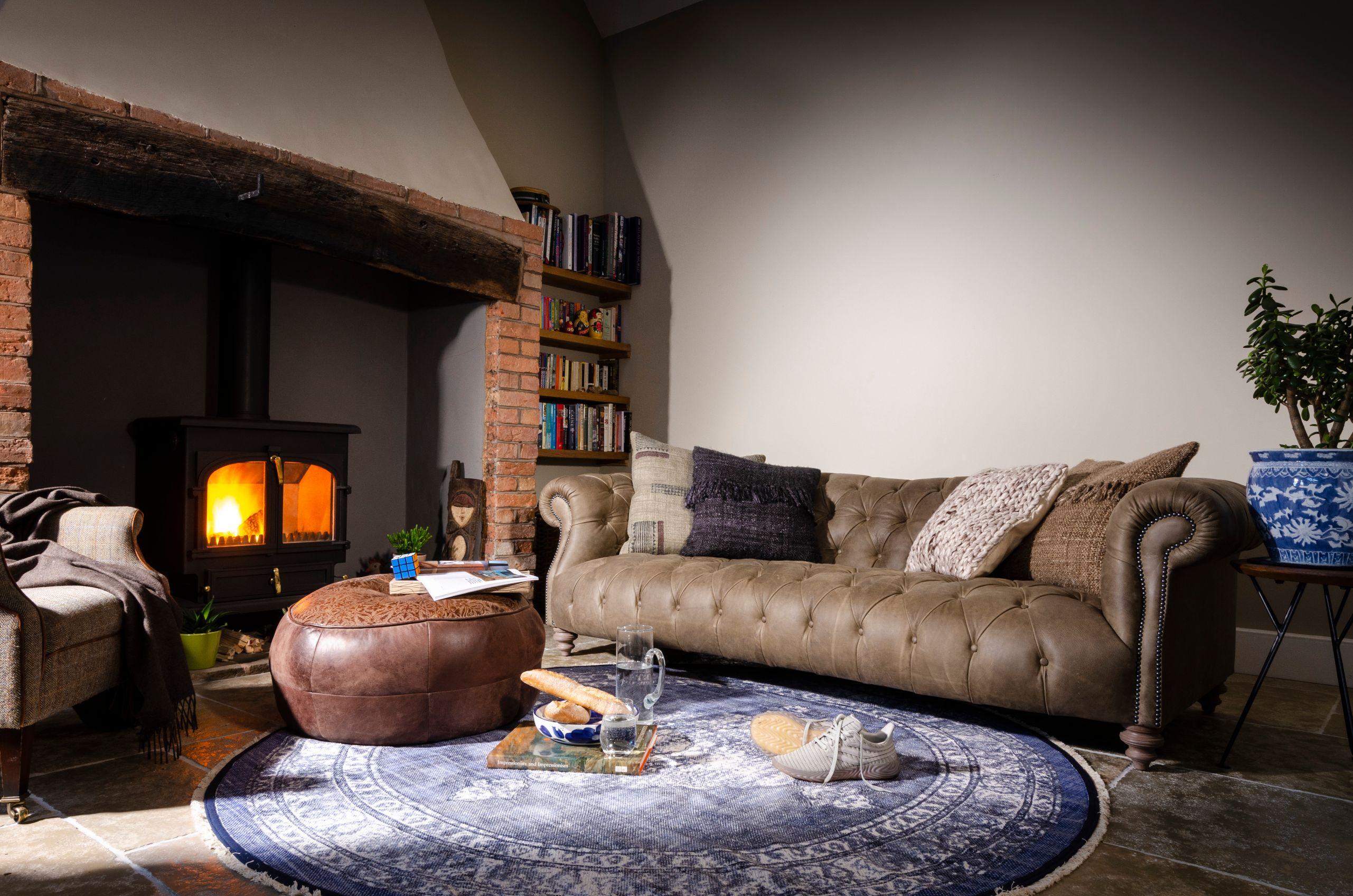 TETRAD HERITAGE - Matisse Grand Sofa