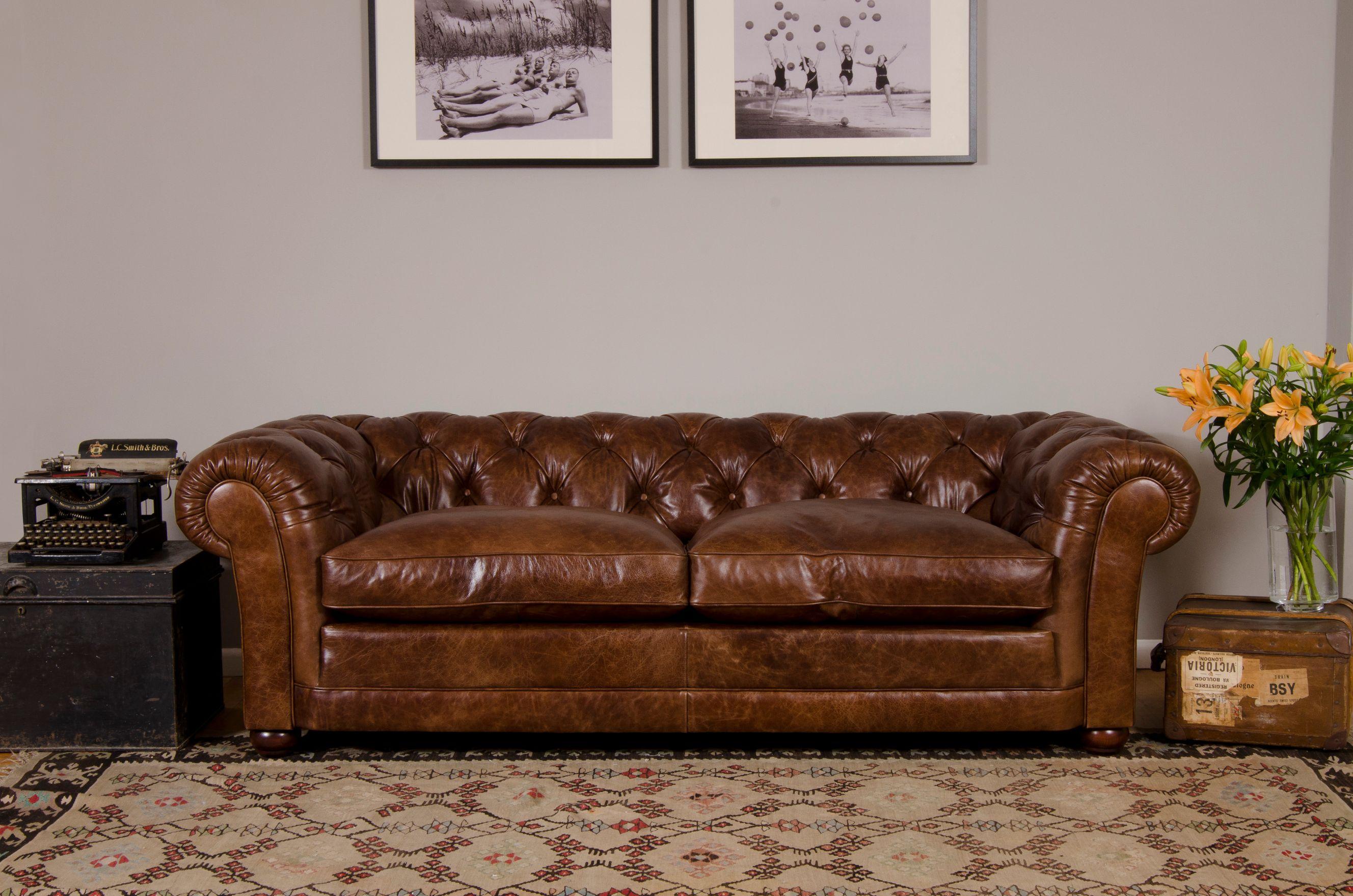 TETRAD HERITAGE - Norton Midi Sofa
