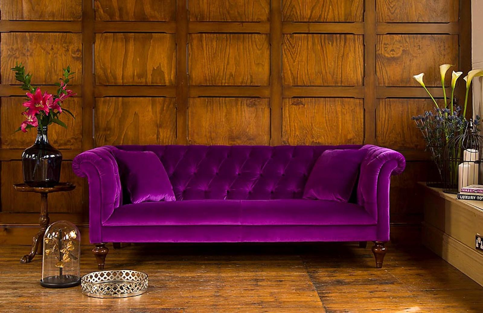 TETRAD HERITAGE - Regent Petit Sofa