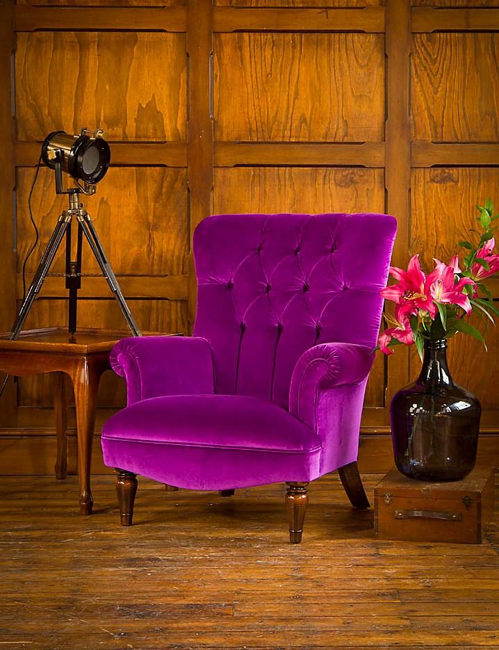 TETRAD HERITAGE - Regent Chair