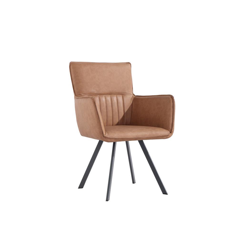 Carver Chair - Tan PU