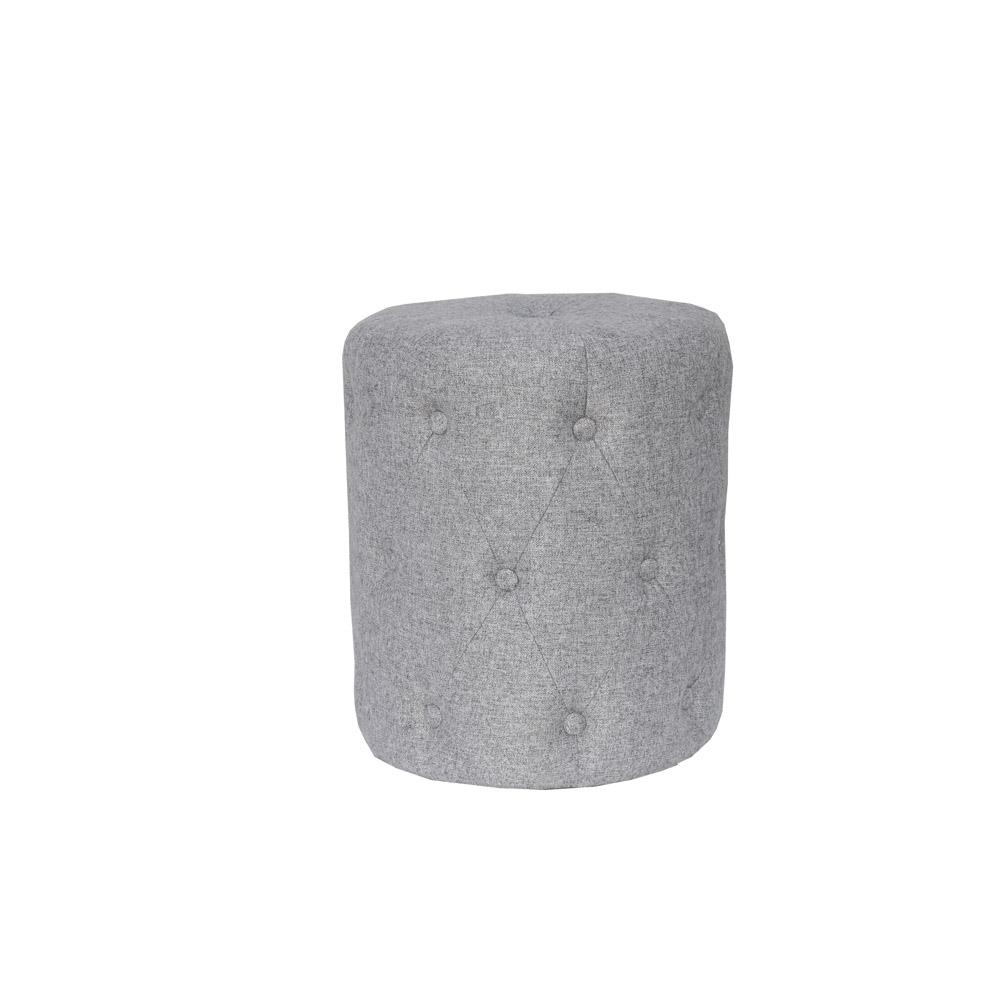 Stool - Light Grey