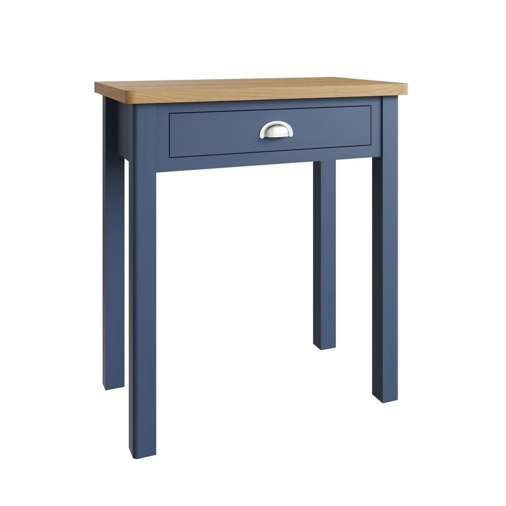 RAYWELL Painted Dressing Table (Blue)