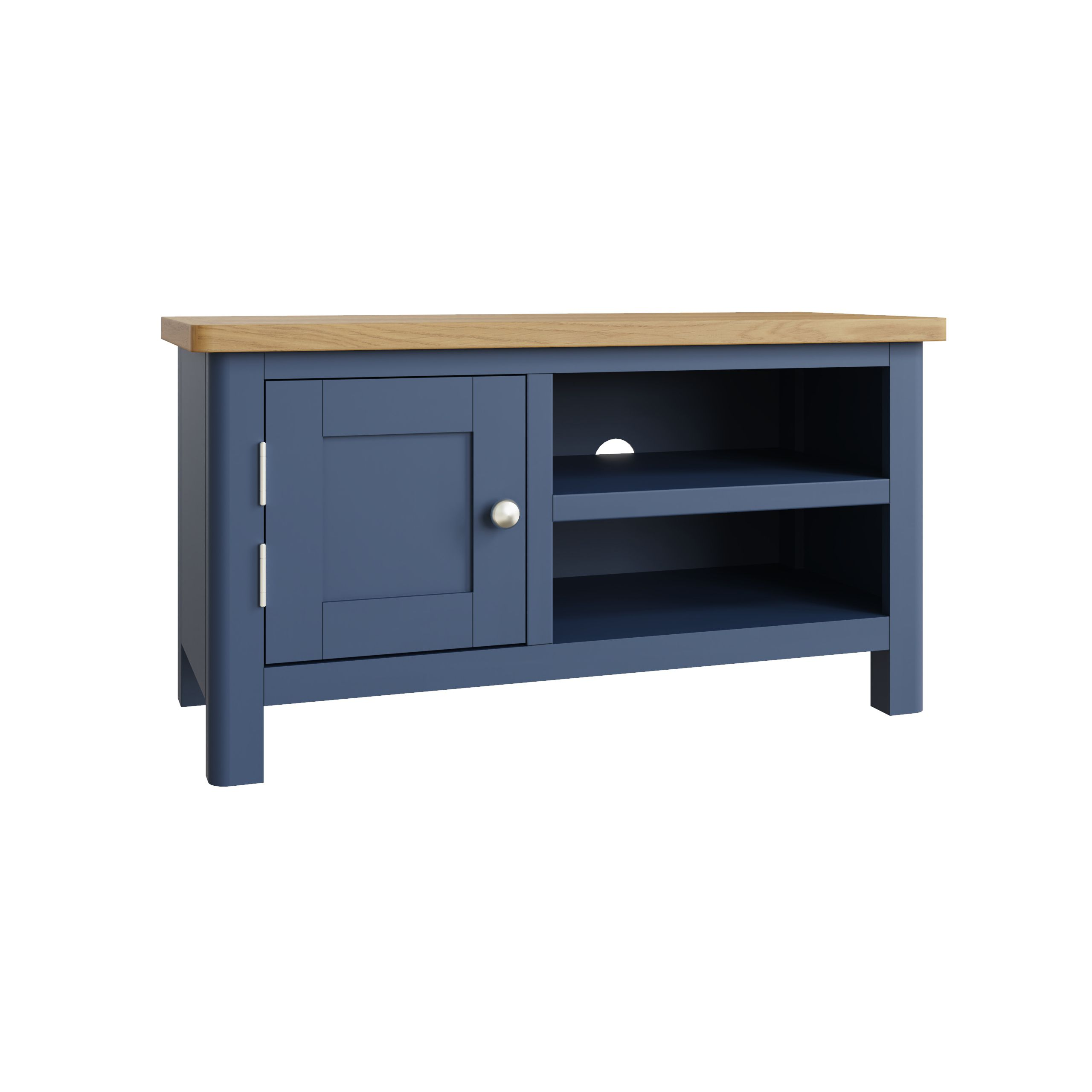 RAYWELL Painted TV Unit (Blue)