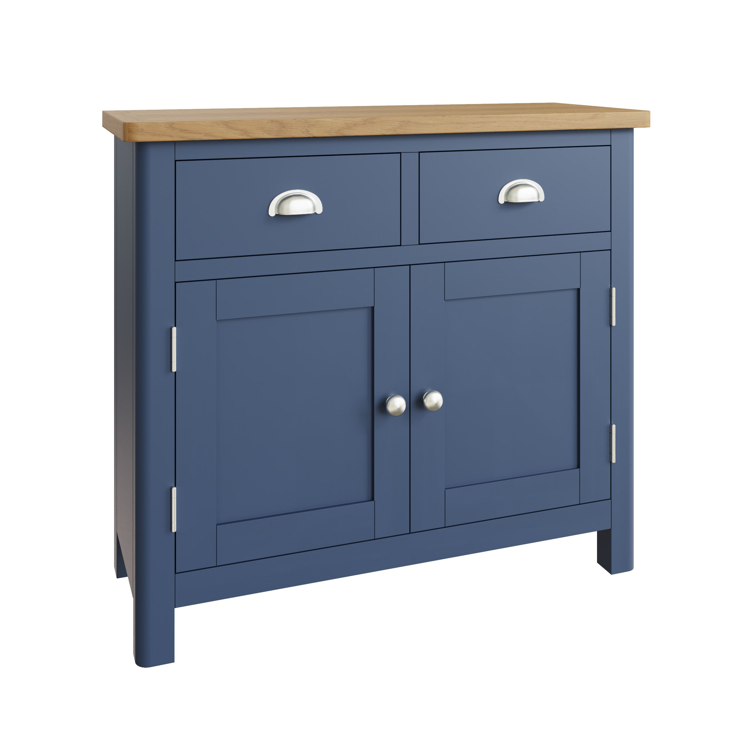 RAYWELL Painted Sideboard (Blue)