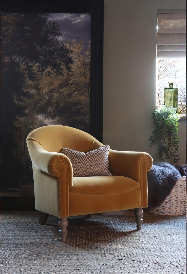 TETRAD - Beaton Plain Chair