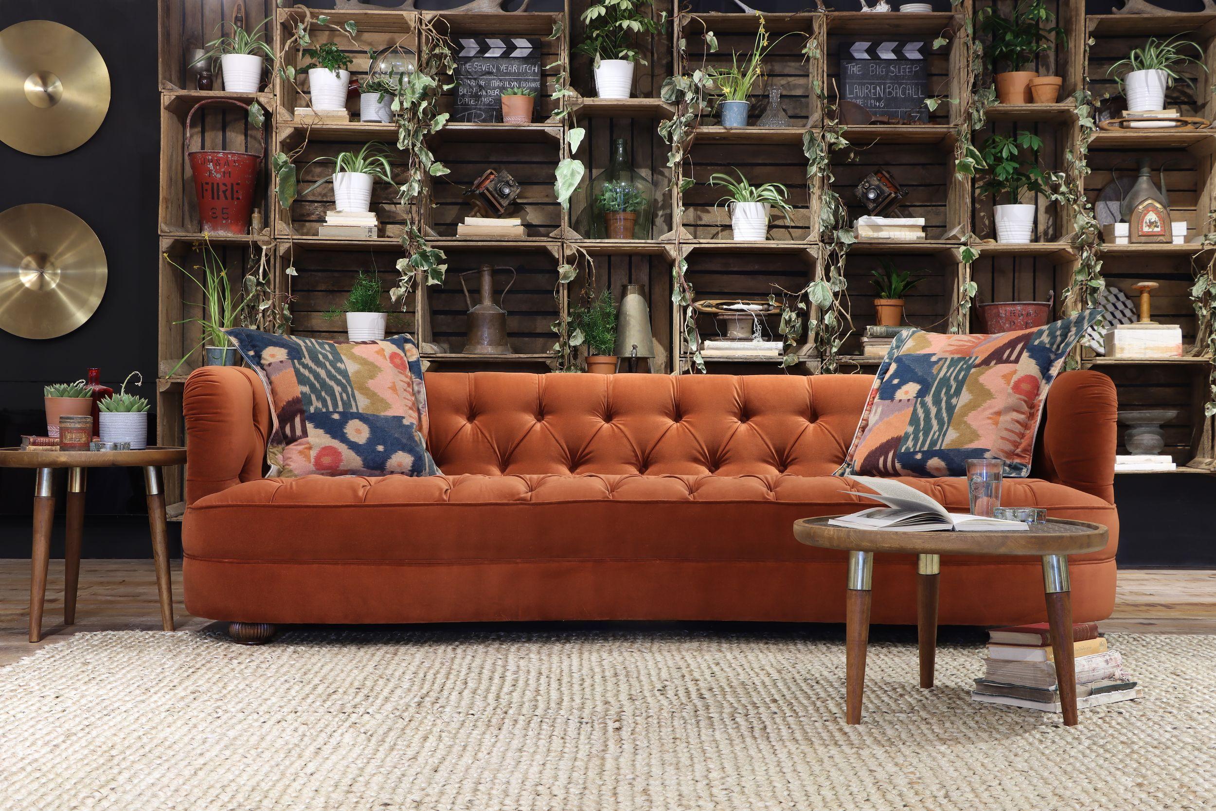 TETRAD - Strand Grand Sofa