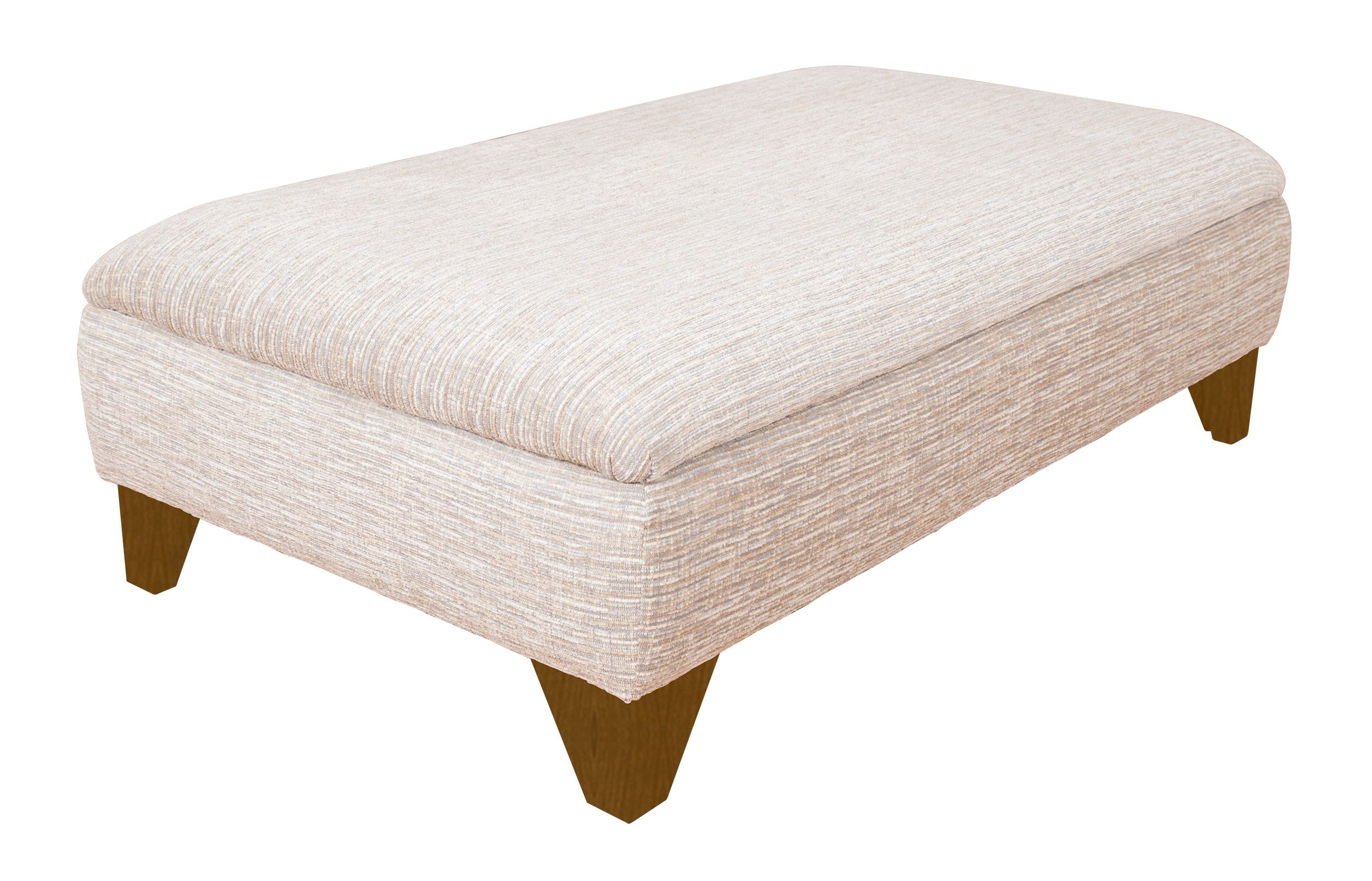 Aspen Storage Footstool