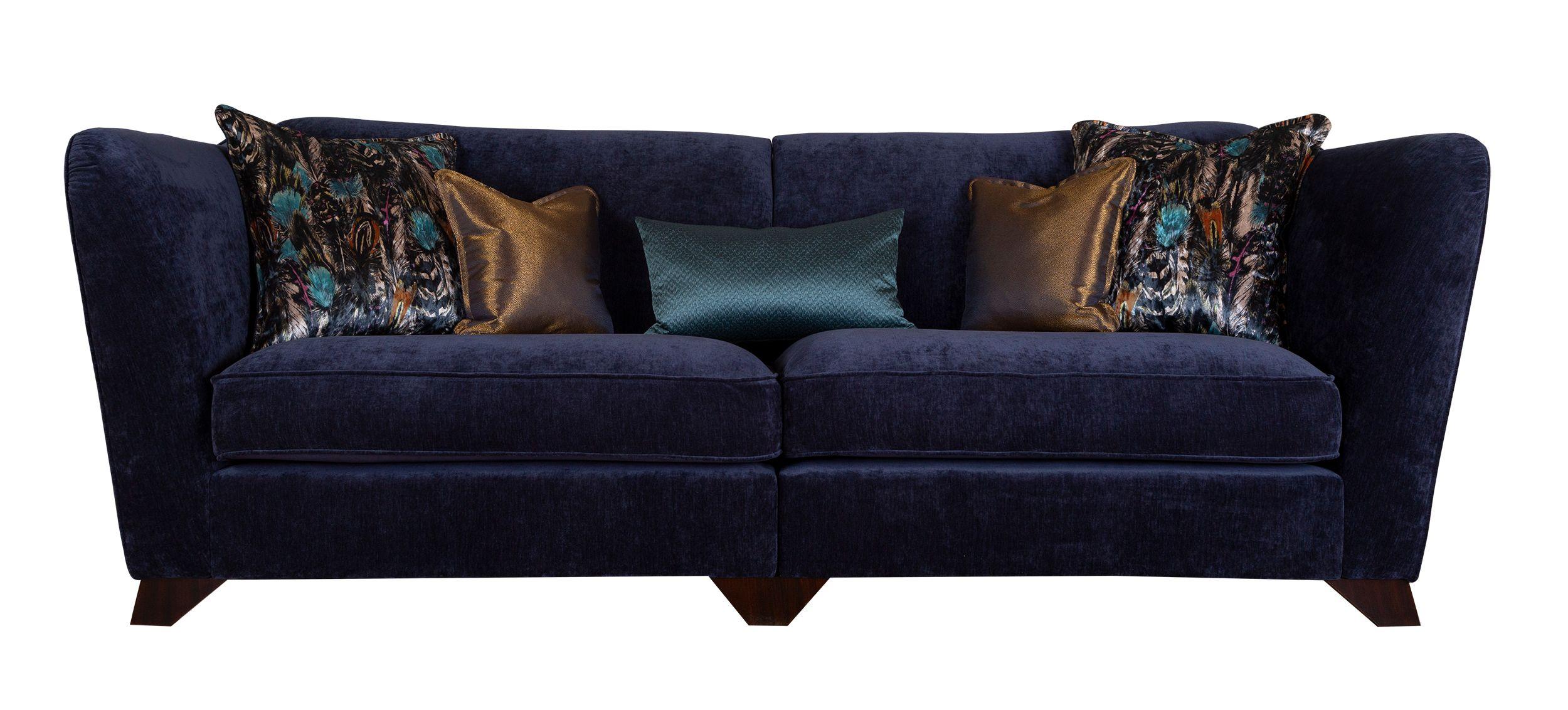 The Royal 4 Seater Modular Sofa