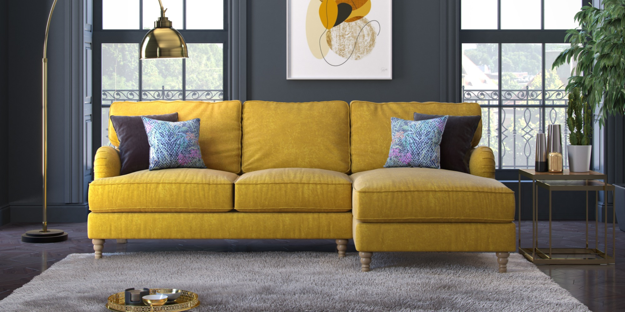 Buoyant Upholstery - Beatriz